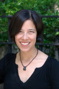Susan Choi by Adrian Kinloch