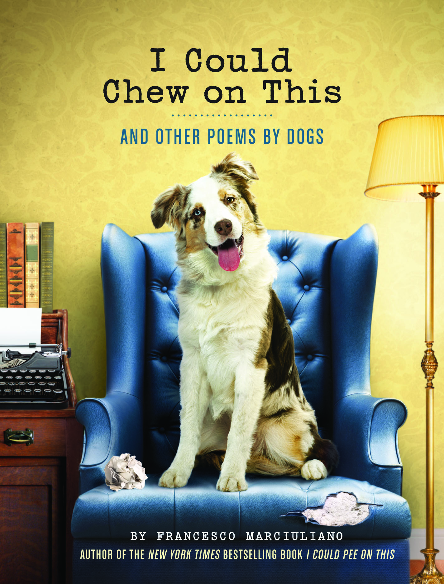 Book Launch: I Could Chew on This by Francesco Marciuliano