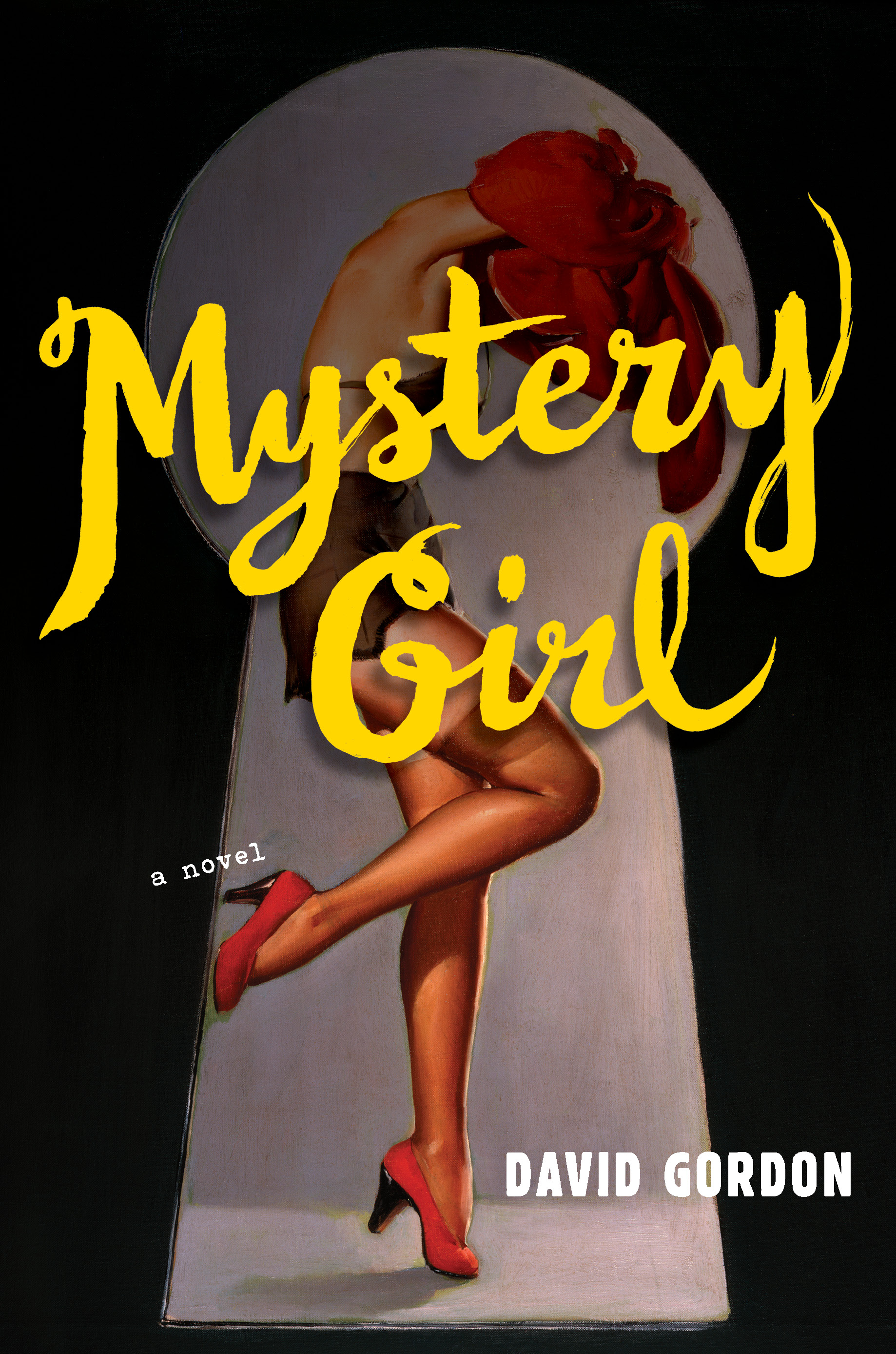 Book Launch: Mystery Girl by David Gordon, with Rivka Galchen and Ed Park