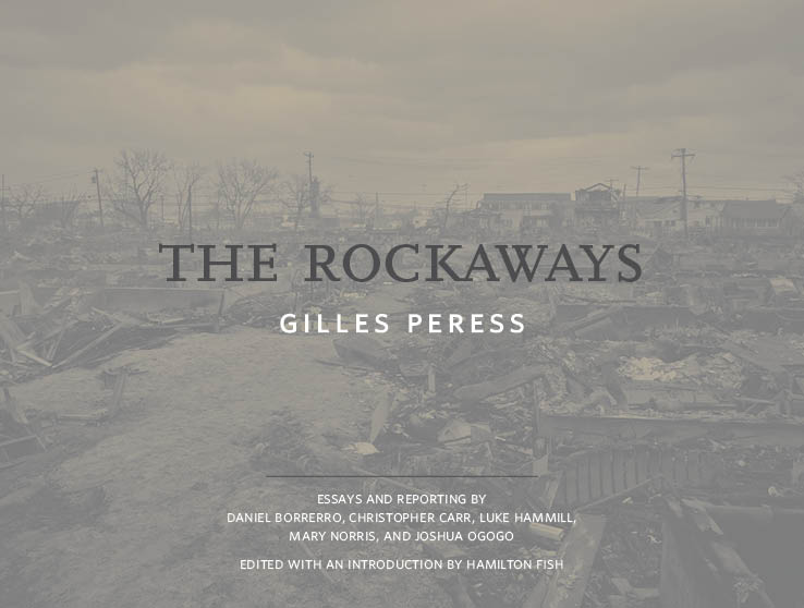 Book Launch: The Rockaways by Gilles Peress