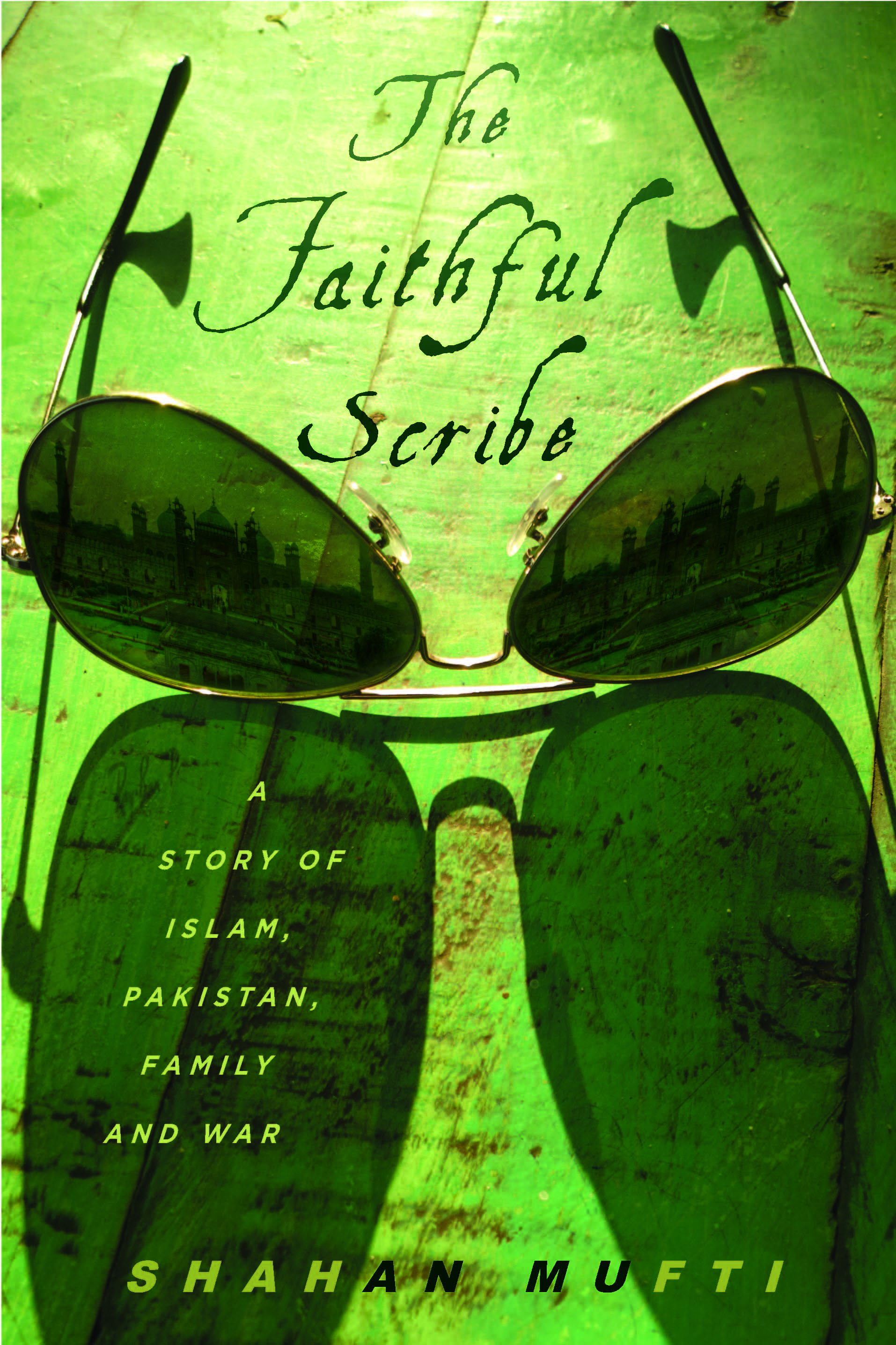 Book Launch: The Faithful Scribe by Shahan Mufti, with Tunku Varadarajan