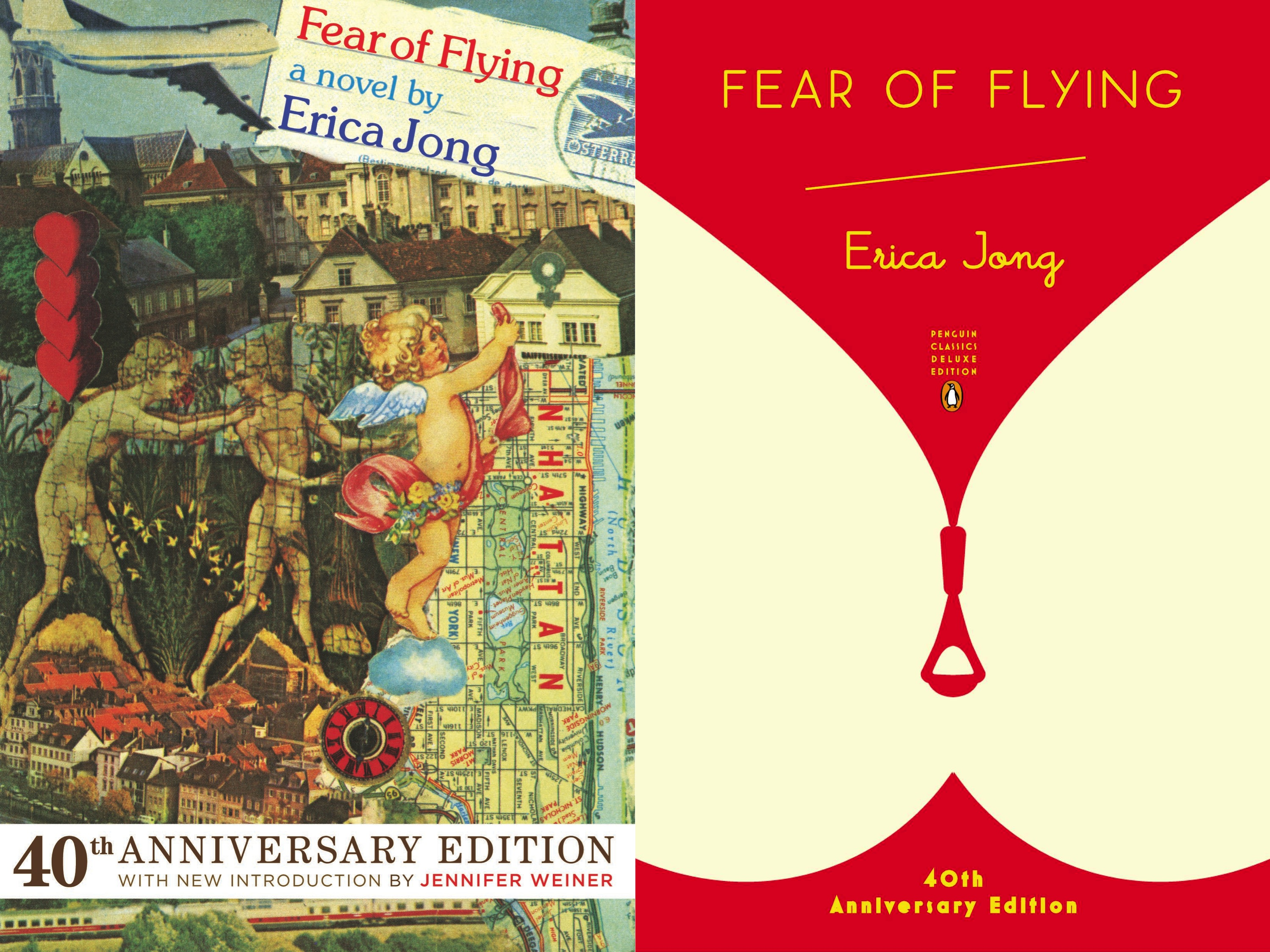 Book Launch: Fear of Flying by Erica Jong, with Jennifer Weiner