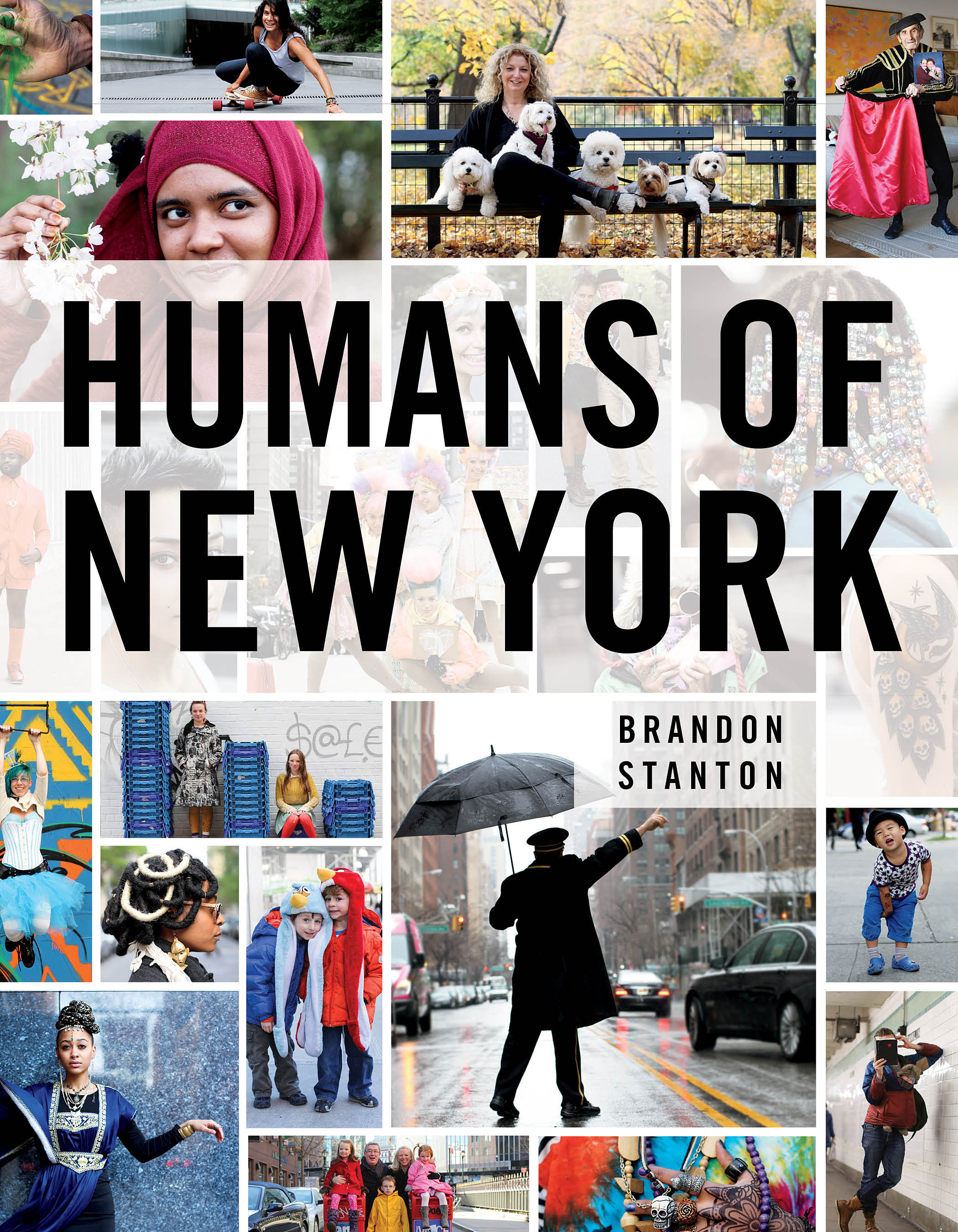 Brooklyn Book Launch: Humans of New York by Brandon Stanton