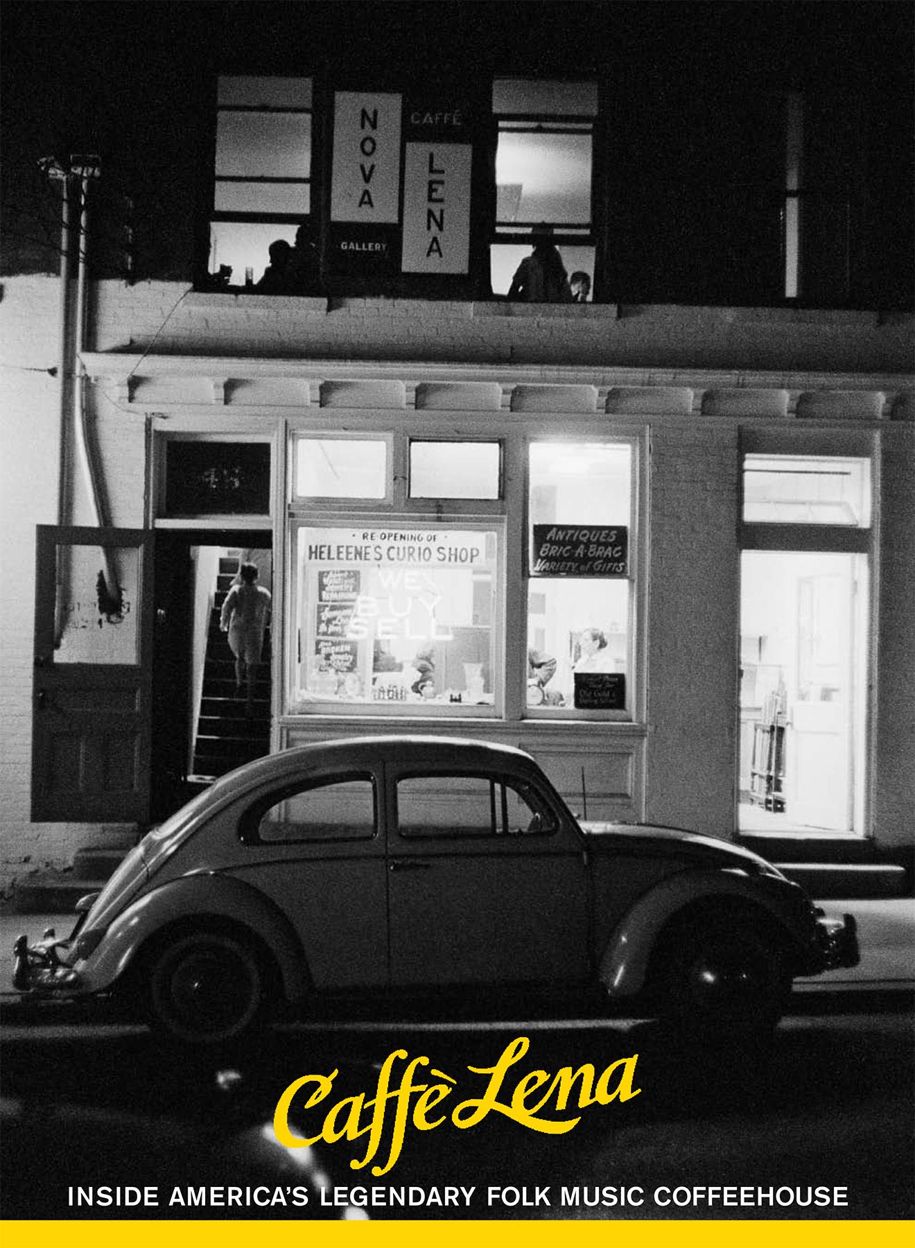 powerHouse Books Launch: Caffè Lena by Jocelyn Arem