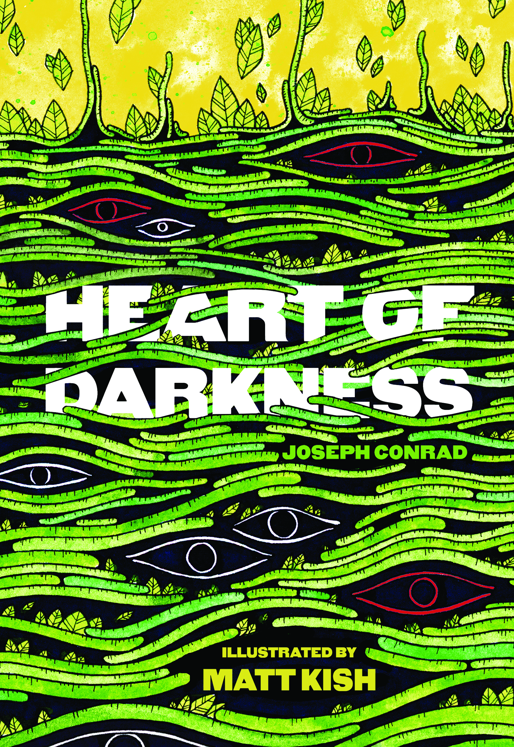 Book Launch: Heart of Darkness illustrated edition by Matt Kish, with Rob Spillman