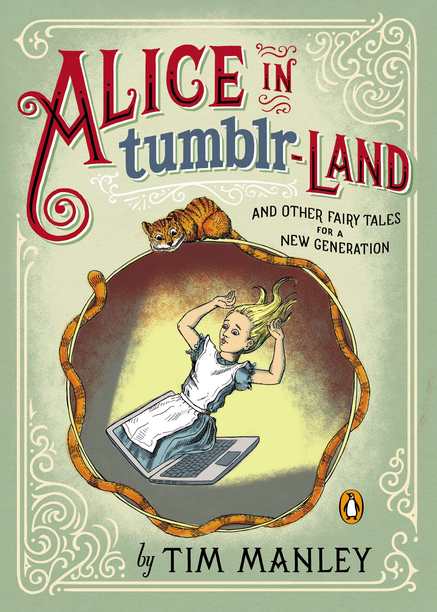 Book Launch: Alice in Tumblr-land by Tim Manley, with Erin Barker, Tara Clancy, and Jen Lee