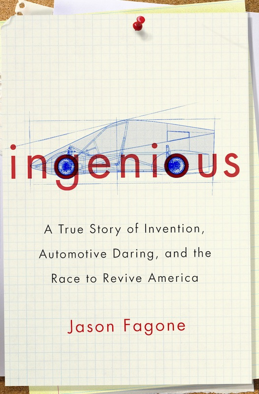 Book Launch: Ingenious by Jason Fagone