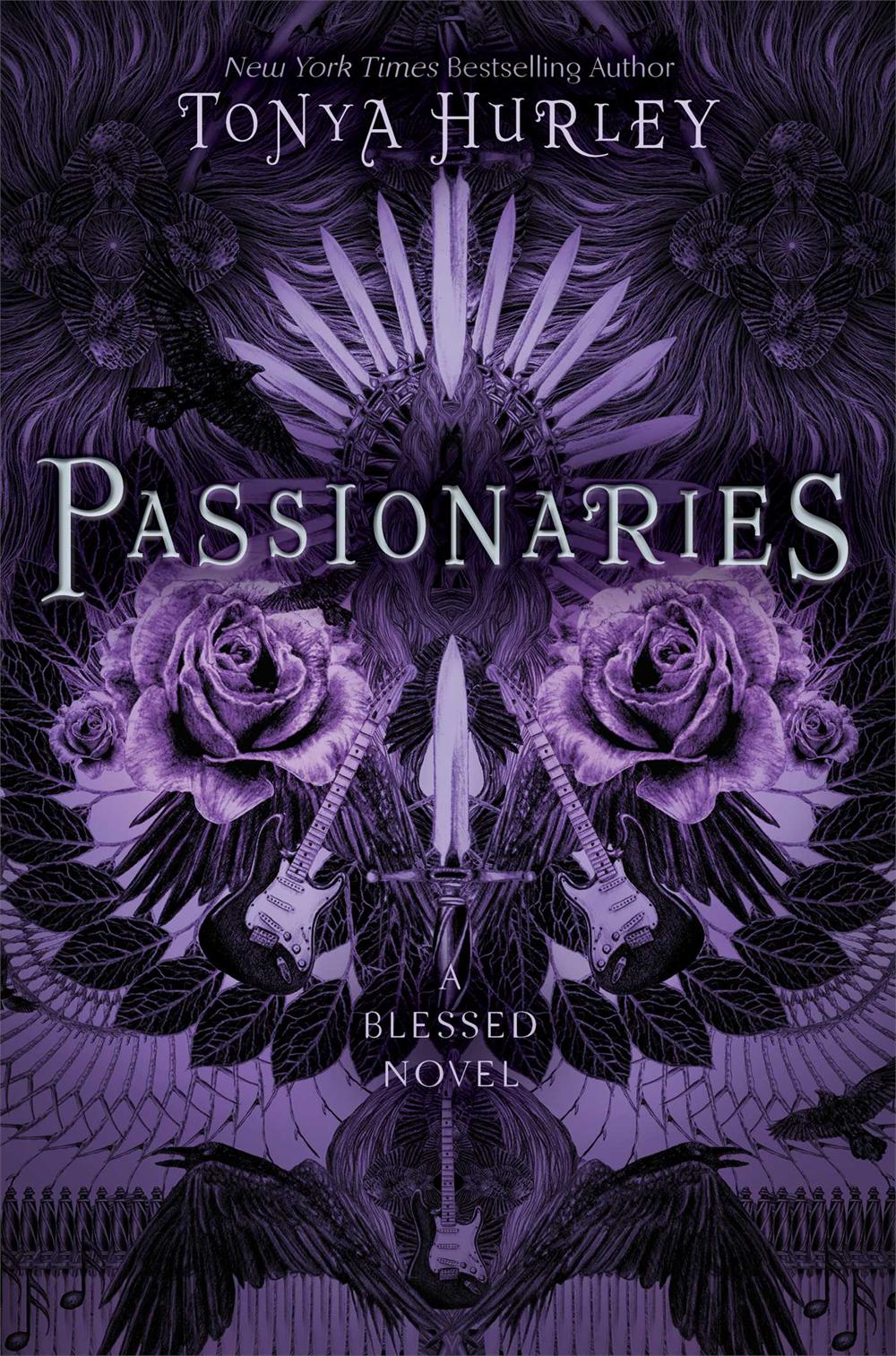 Book Launch: Passionaries by Tonya Hurley, with Gayle Forman