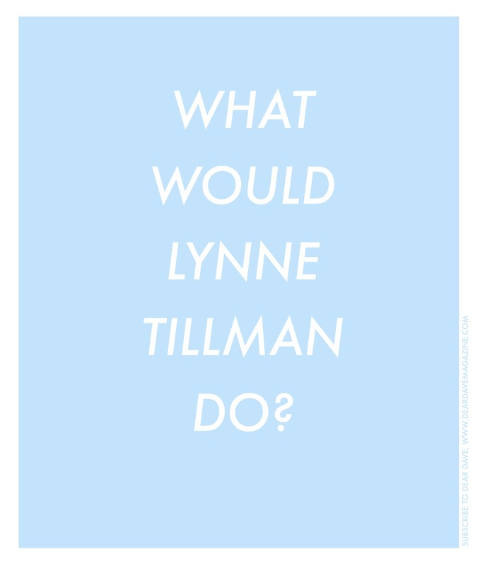 Book Launch: What Would Lynne Tillman Do? by Lynne Tillman, with Amanda Stern of the Happy Ending Reading Series