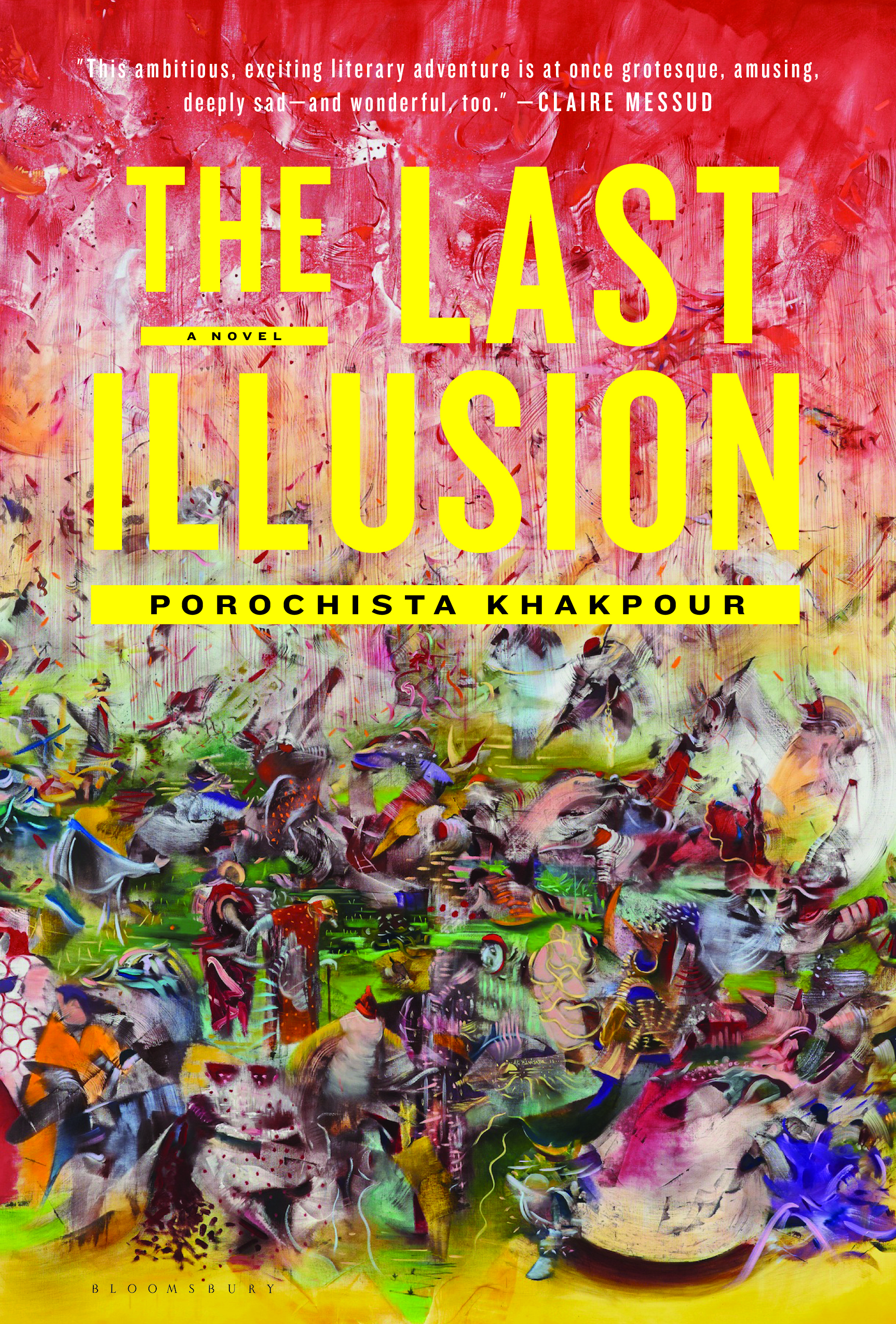 Book Launch: The Last Illusion by Porochista Khakpour, with Laura van den Berg