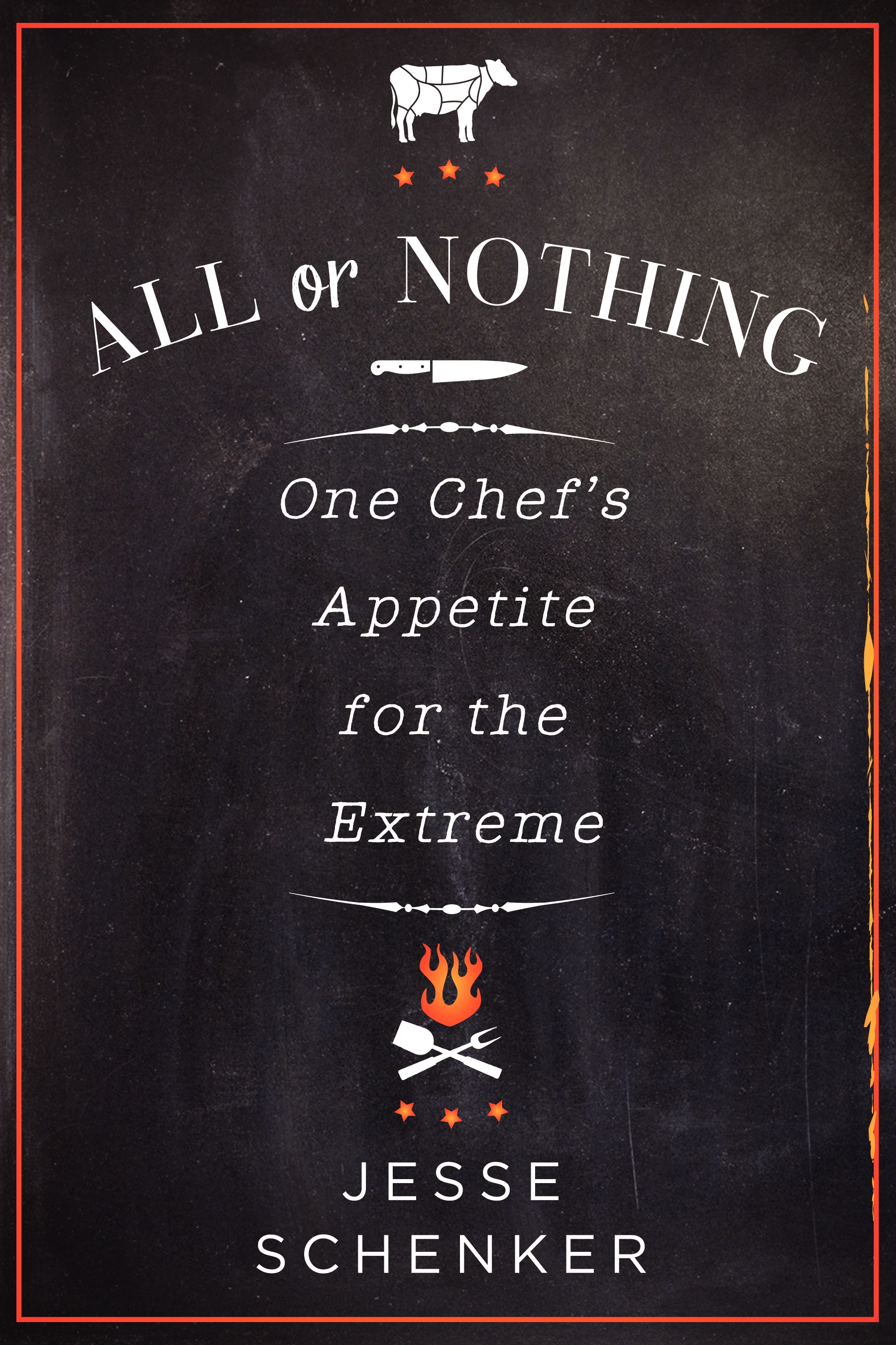 Book Launch: All or Nothing by Jesse Schenker, with Adam Sachs