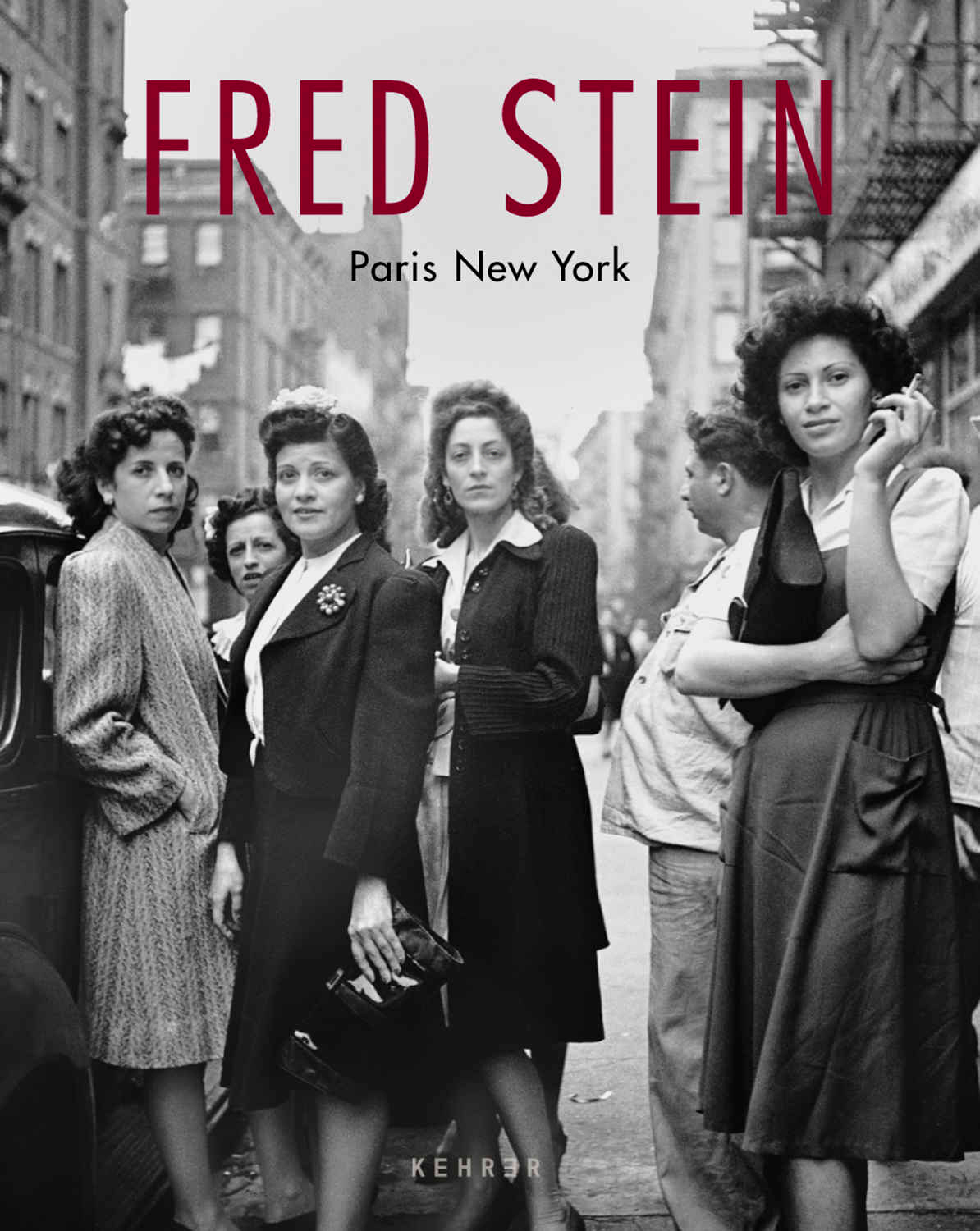Book Launch: Paris New York by Fred Stein, with Peter Stein & Katherine Freer