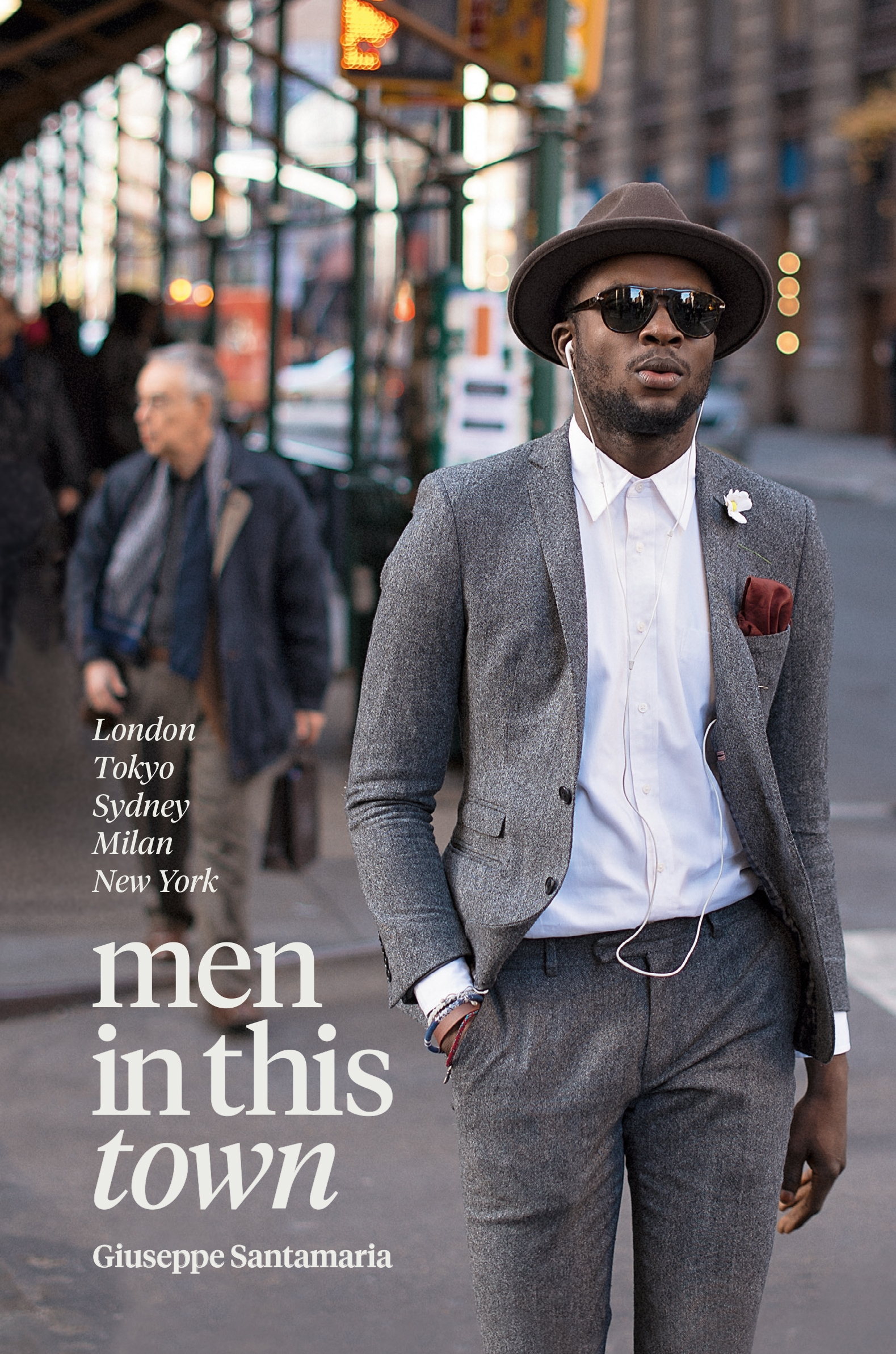 Book Launch: Men in This Town by Giuseppe Santamaria, with Dan Rookwood