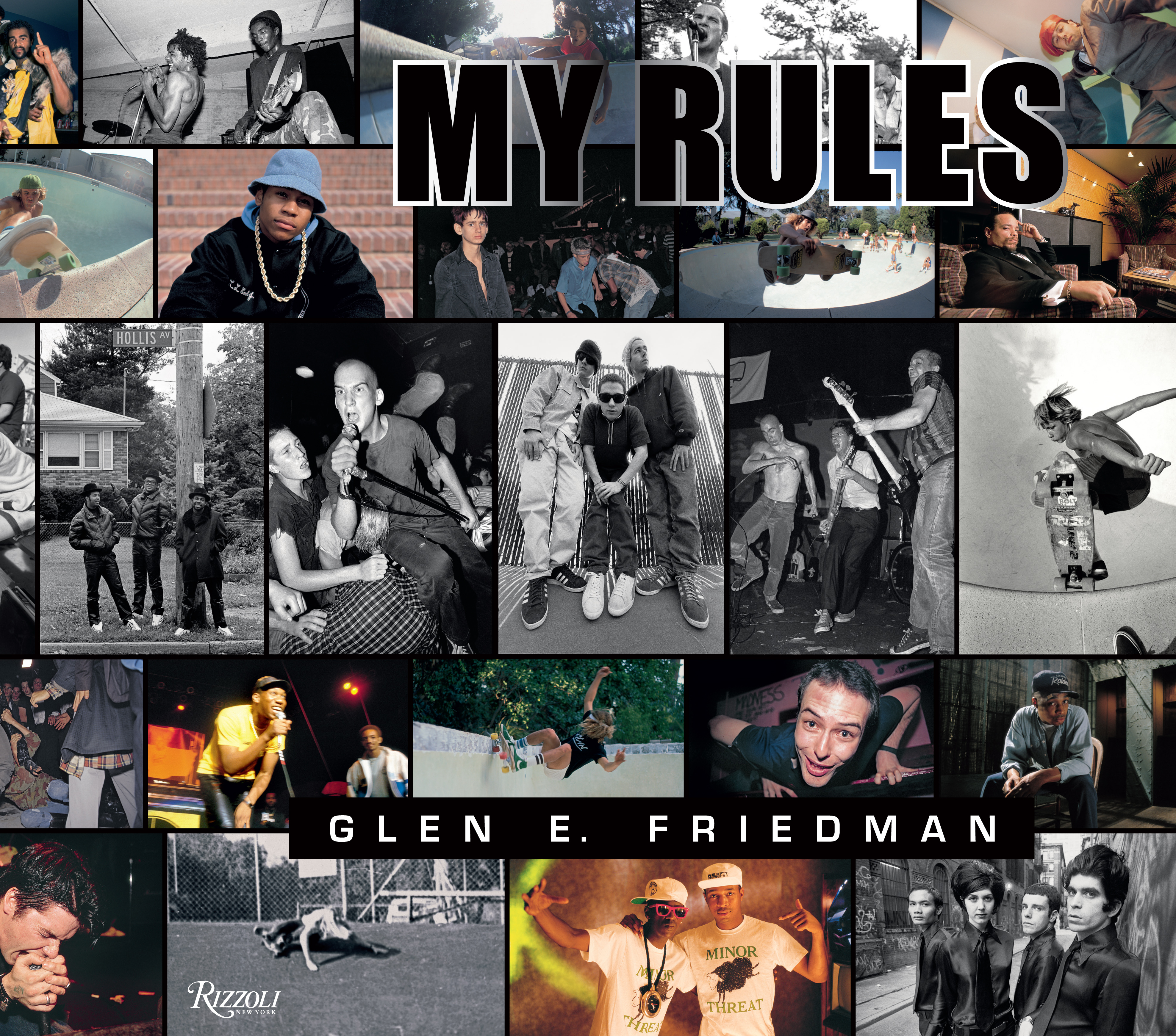 Book Launch: My Rules by Glen E. Friedman, with Ian Svenonius and special guests