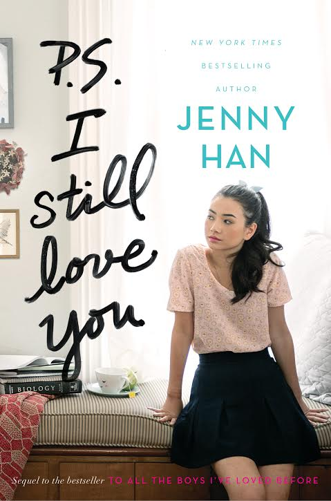 Book Launch: P.S. I Still Love You by Jenny Han