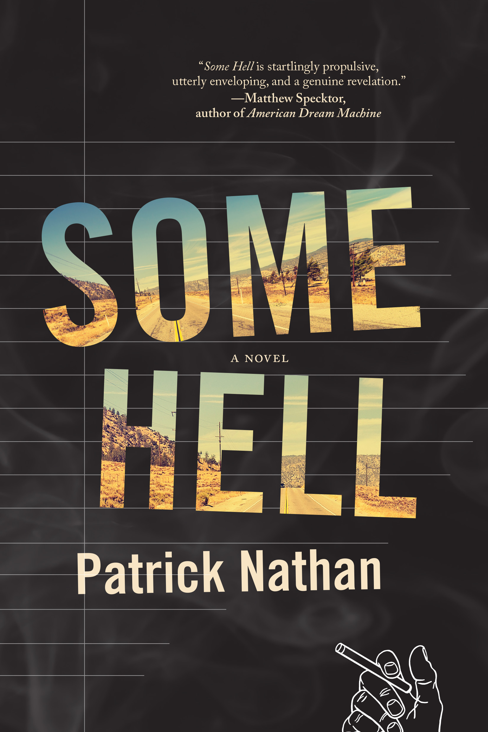 Book Launch: Some Hell by Patrick Nathan — in conversation w/ Mark Doten