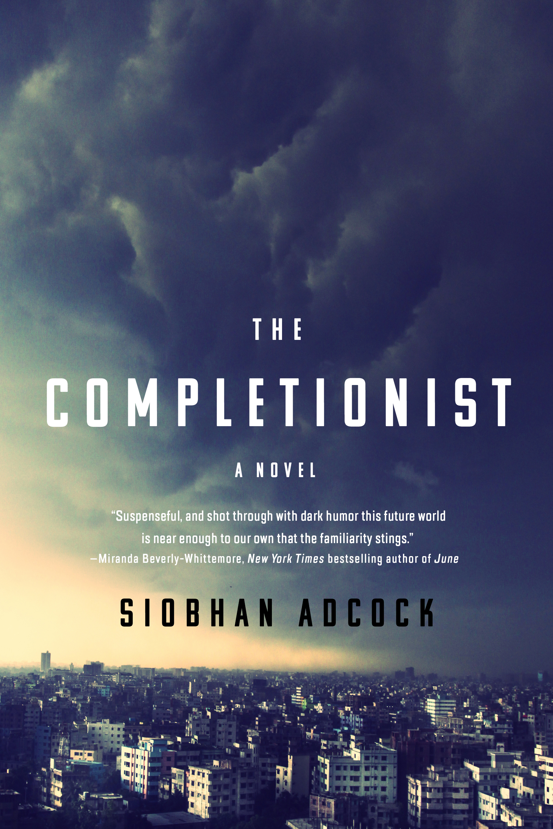 Book Launch: The Completionist by Siobhan Adcock — in conversation w/ Amy Shearn
