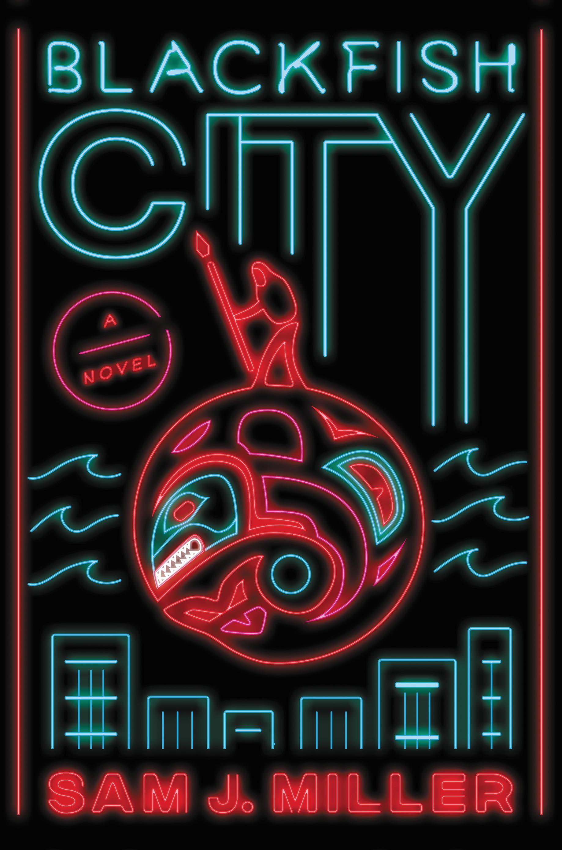 Book Launch: Blackfish City by Sam J. Miller — in conversation w/ N. K. Jemisin