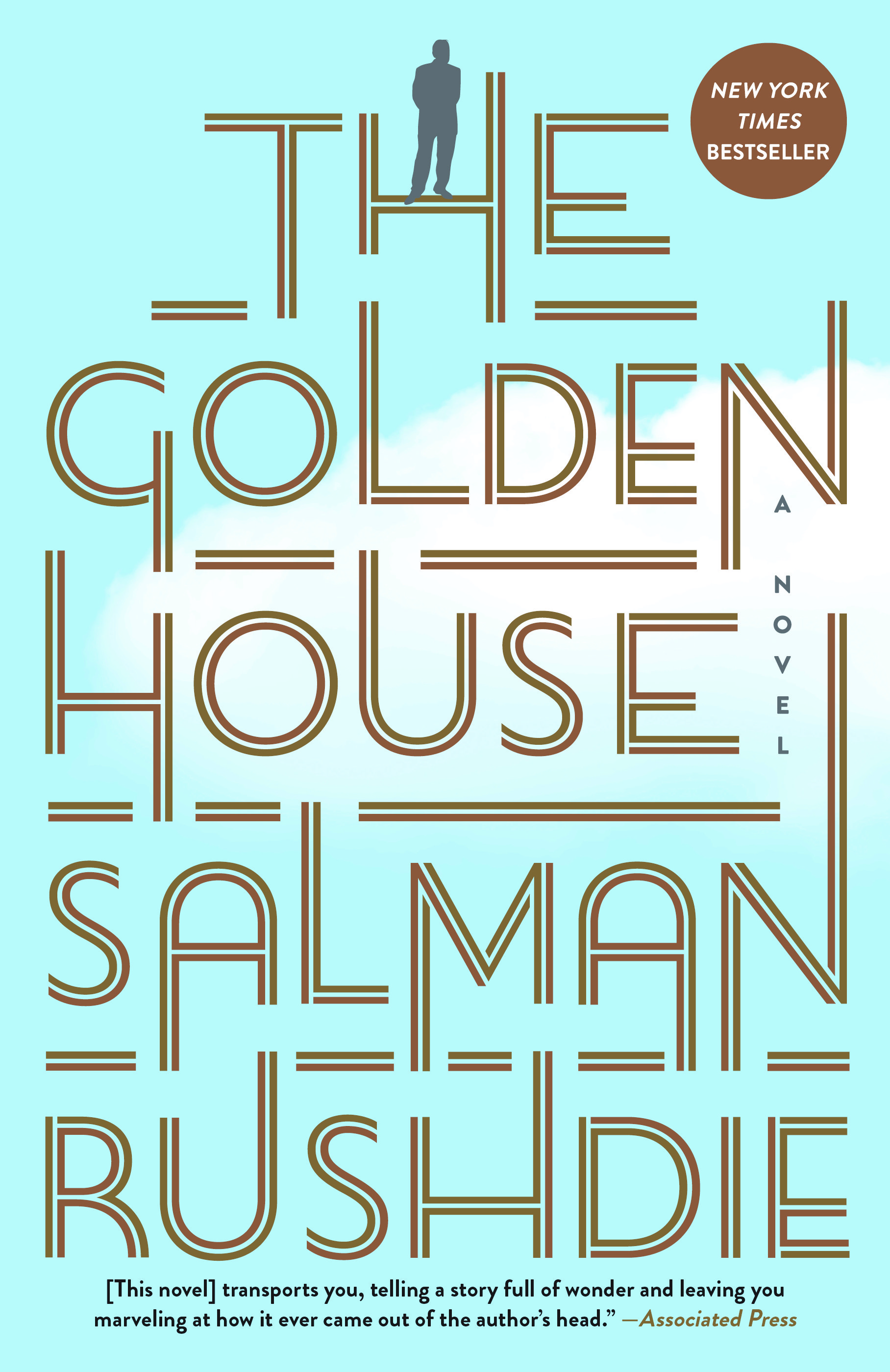 Brooklyn Paperback Launch: The Golden House by Salman Rushdie
