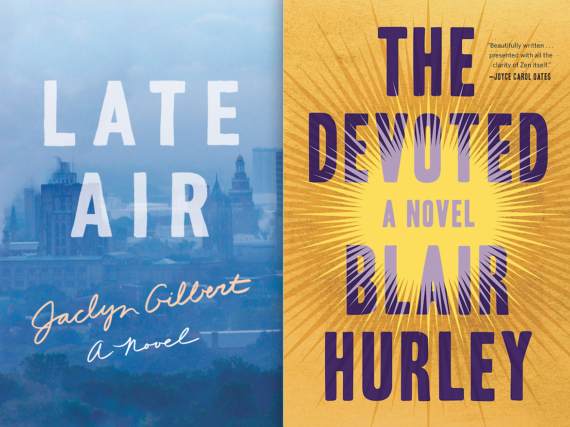Joint Book Launch: Late Air by Jaclyn Gilbert & The Devoted by Blair Hurley