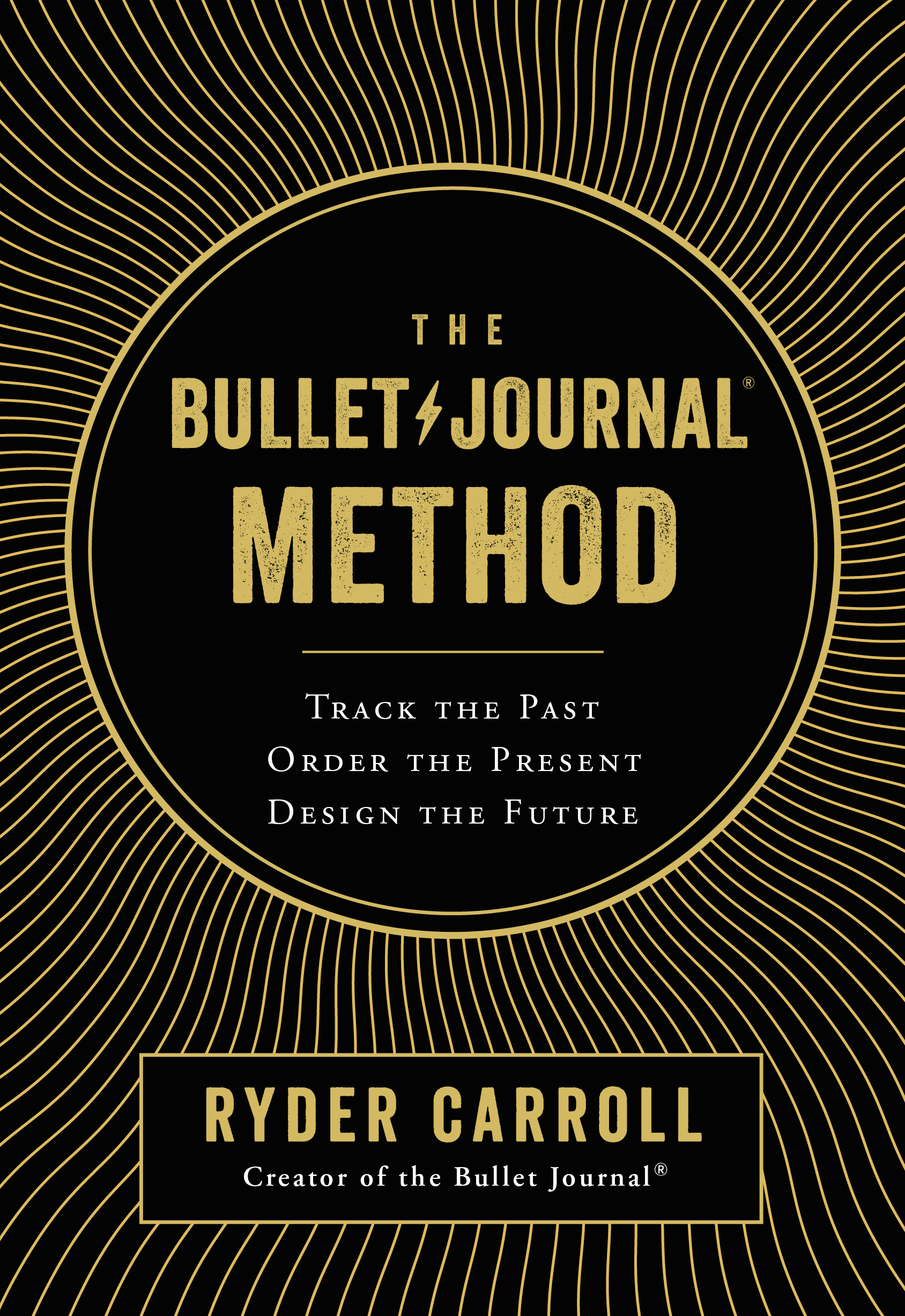 Book Launch: The Bullet Journal Method by Ryder Carroll in conversation w/ Amber Rae