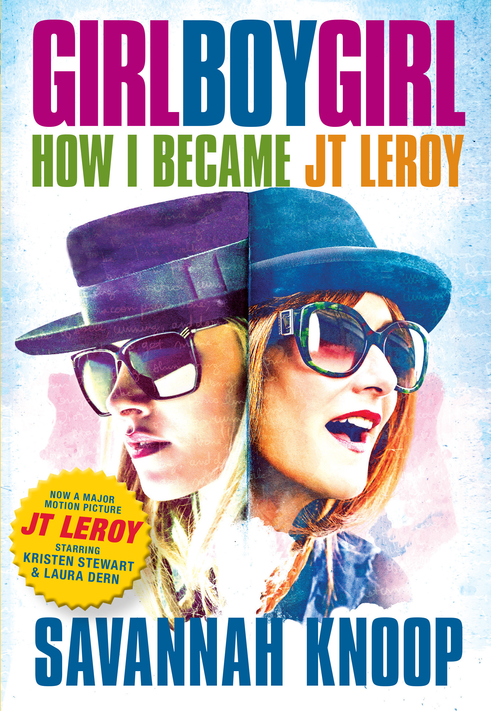 Book Launch: GIRL BOY GIRL: How I Became JT LeRoy By Savannah Knoop in Conversation with Director Justin Kelly