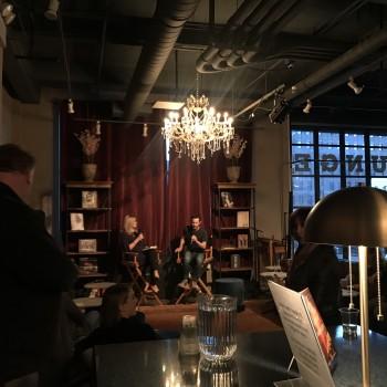 Book Launch: The Ghost Manuscript by Kris Frieswick