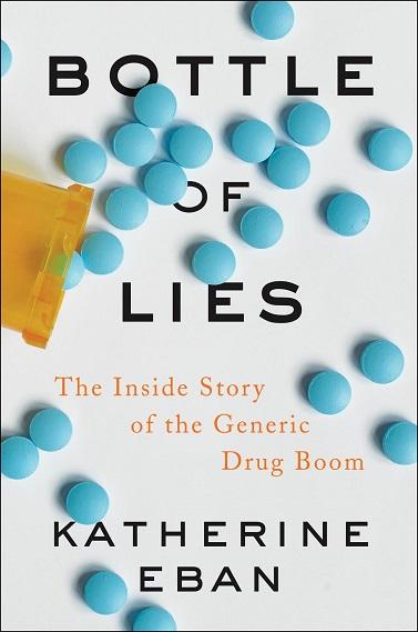 Book Talk: Bottle of Lies by Katherine Eban