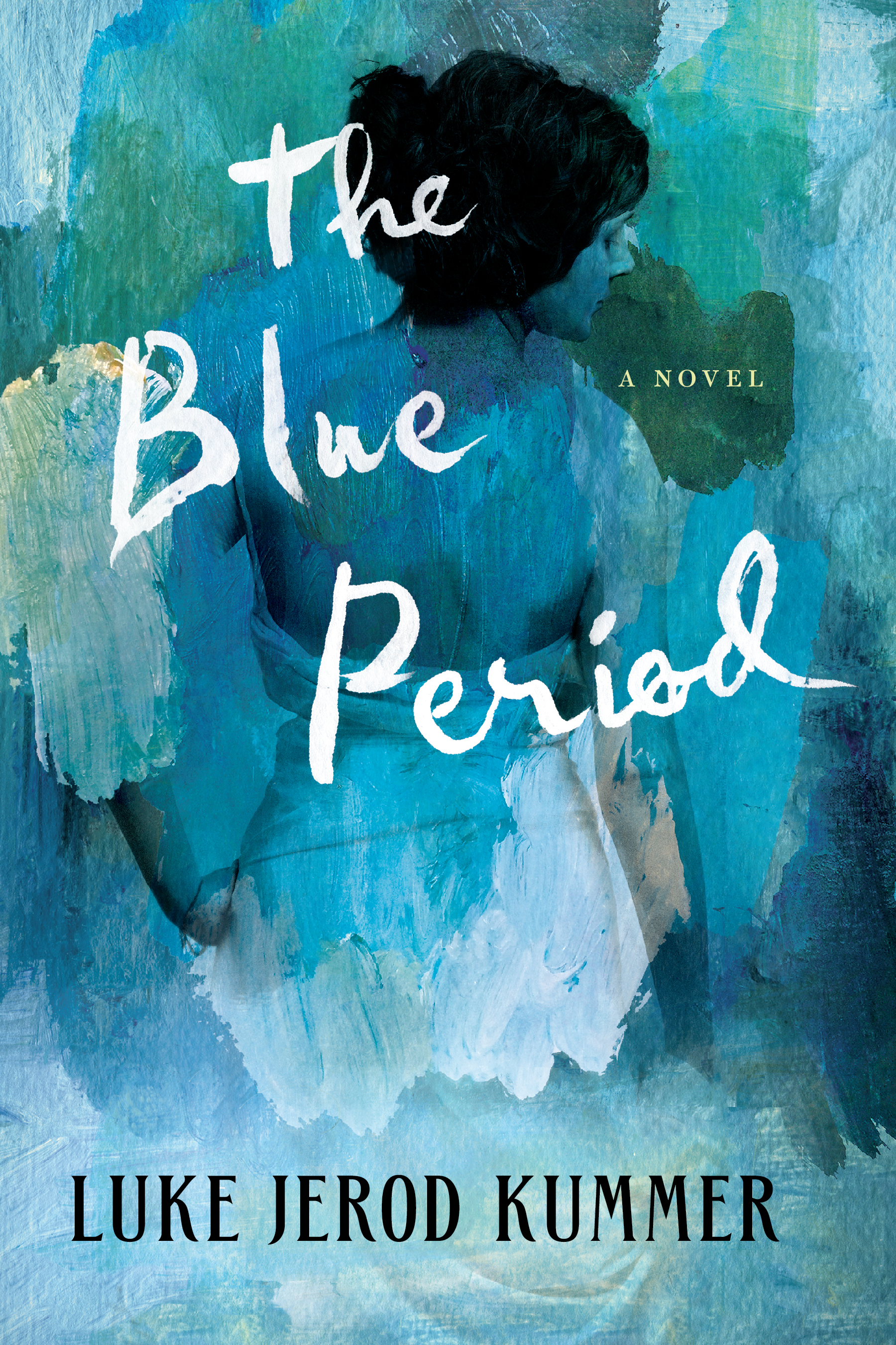 Book Launch: The Blue Period by Luke Jerod Kummer in conversation with Nellie Hermann