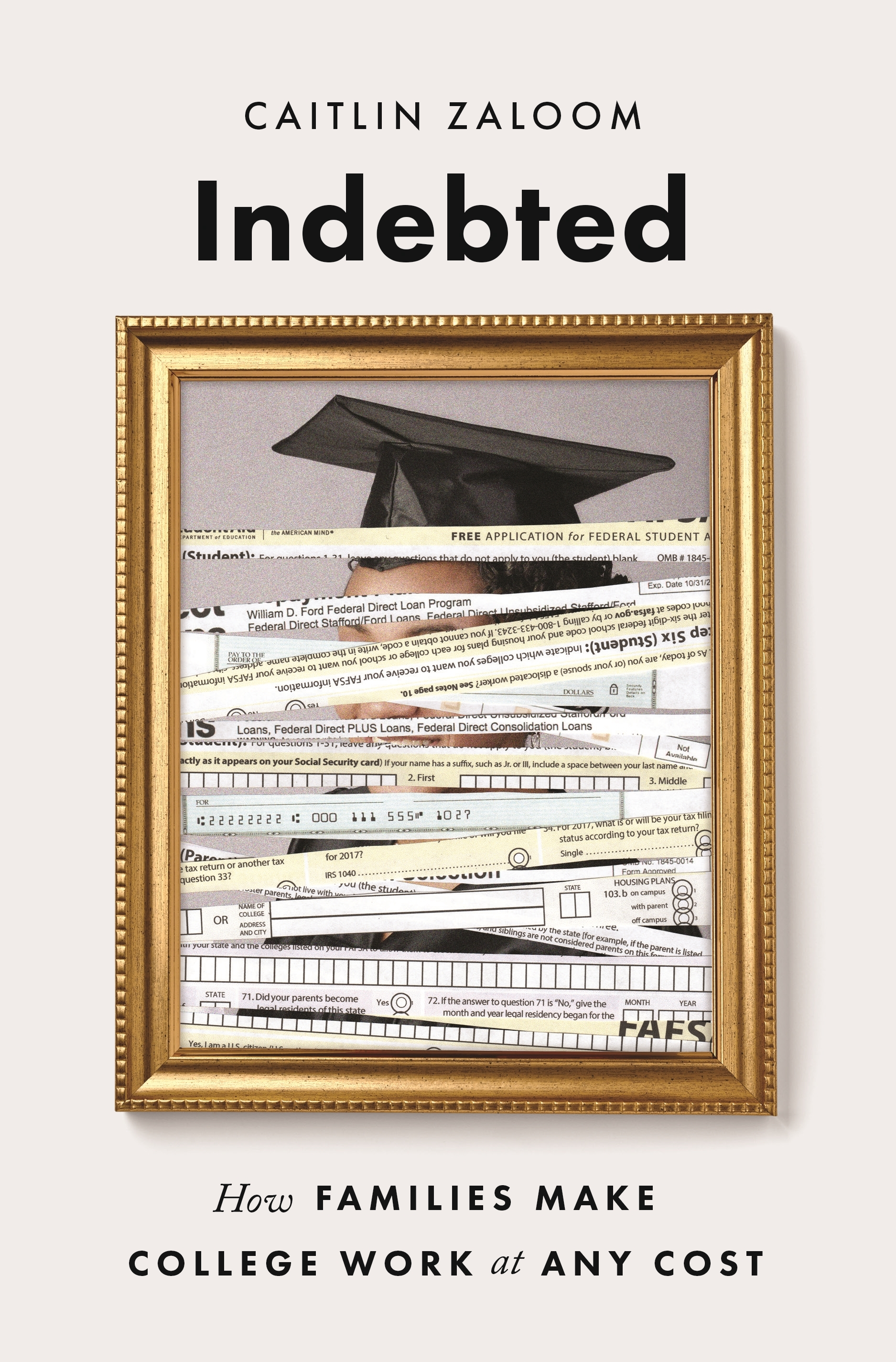 Book Launch: Indebted by Caitlin Zaloom