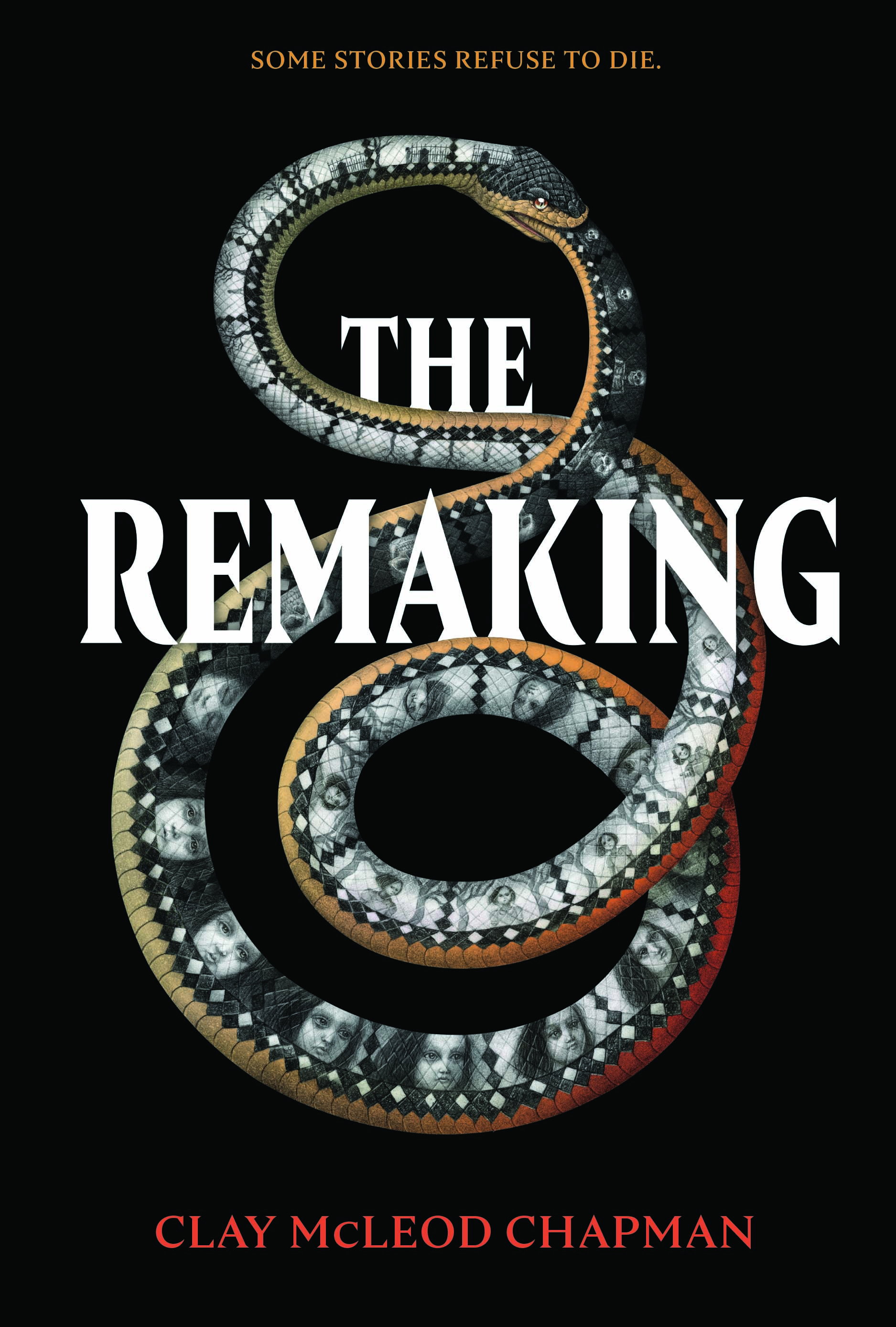Book Launch: The Remaking by Clay McLeod Chapman