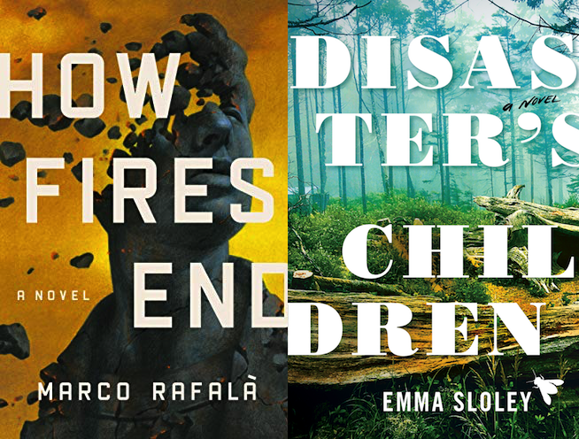 Joint Book Launch: How Fires End by Marco Rafala and Disaster's Children by Emma Sloely