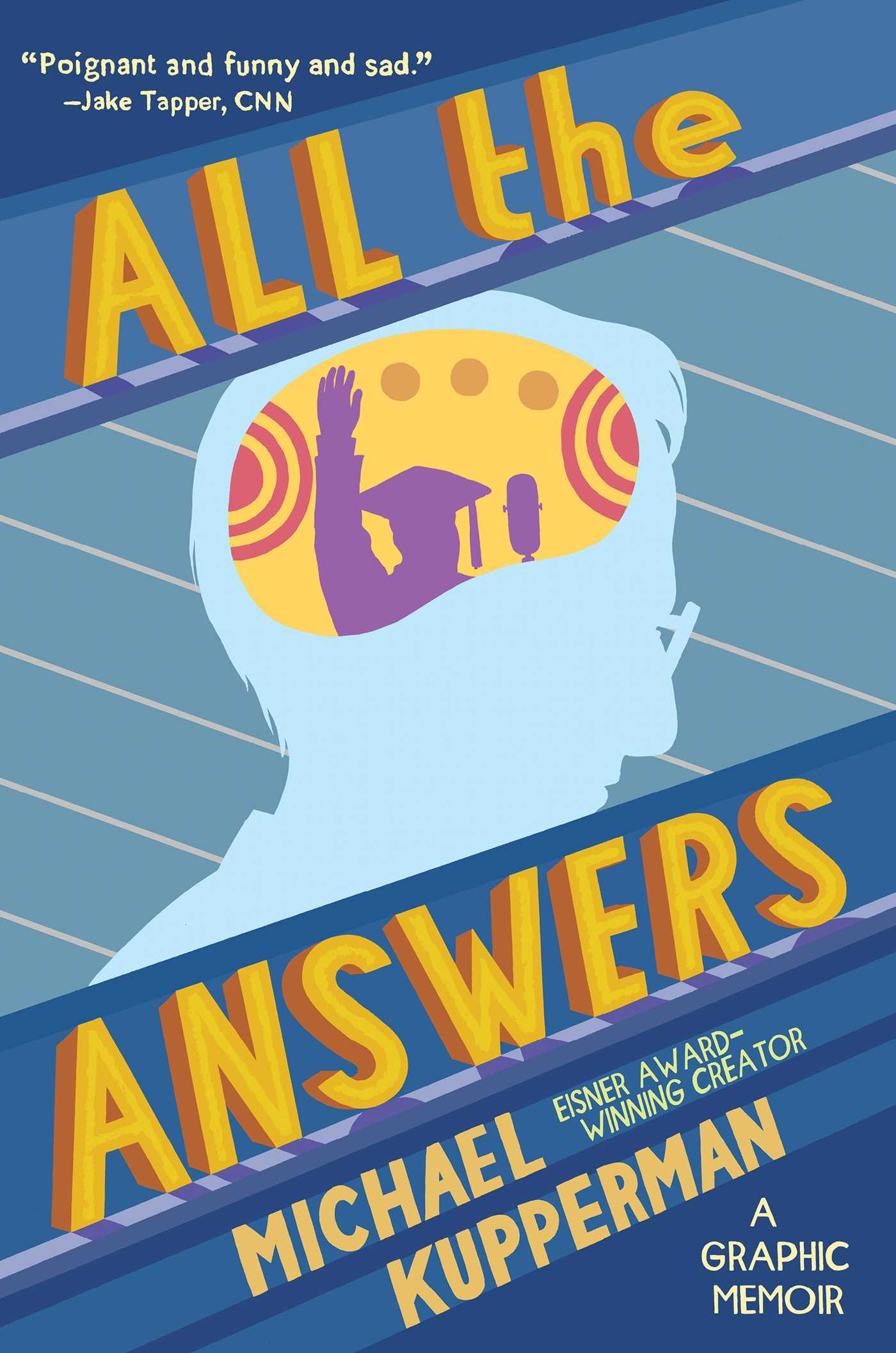 Paperback Launch: All The Answers by Michael Kupperman