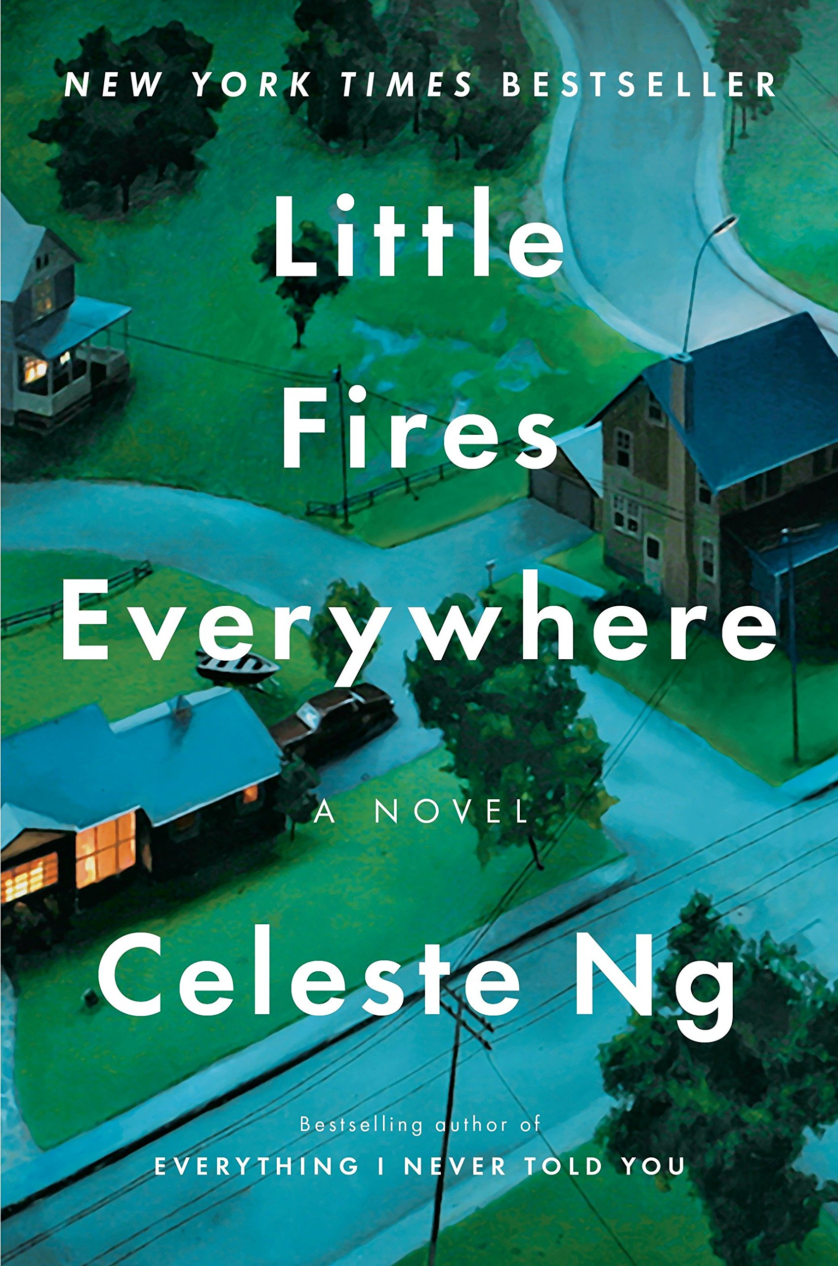 Dumbo Lit Book Club: Little Fires Everywhere by Celeste Ng