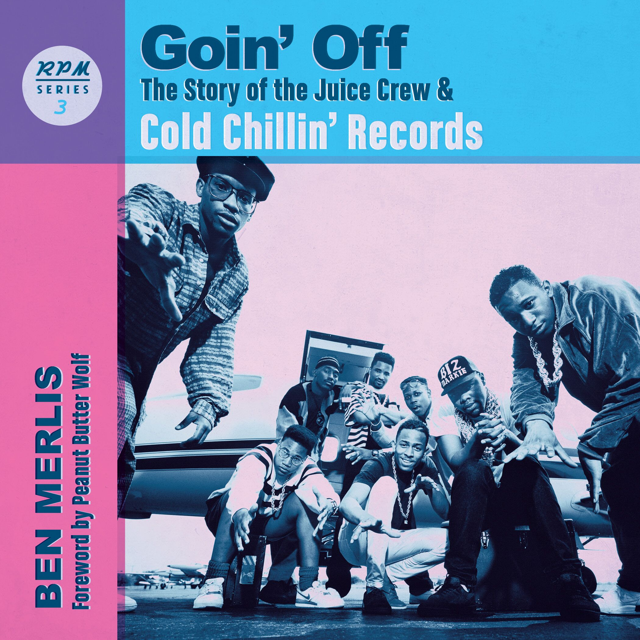 Book Launch: Goin' Off - The Story of the Juice Crew & Cold Chillin' Records by Ben Merlis in conversation with Masta Ace