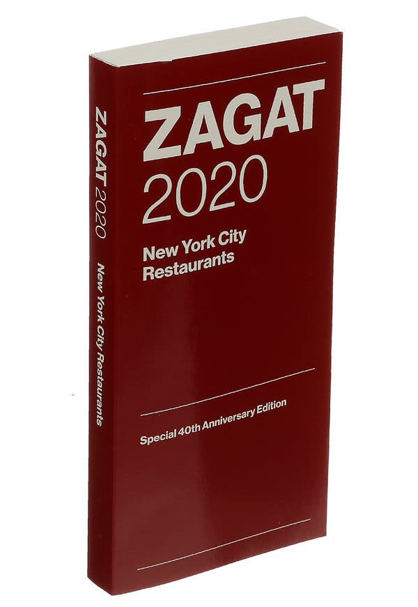 Book Launch: Zagat 2020 with Chris Stang and Missy Robbins