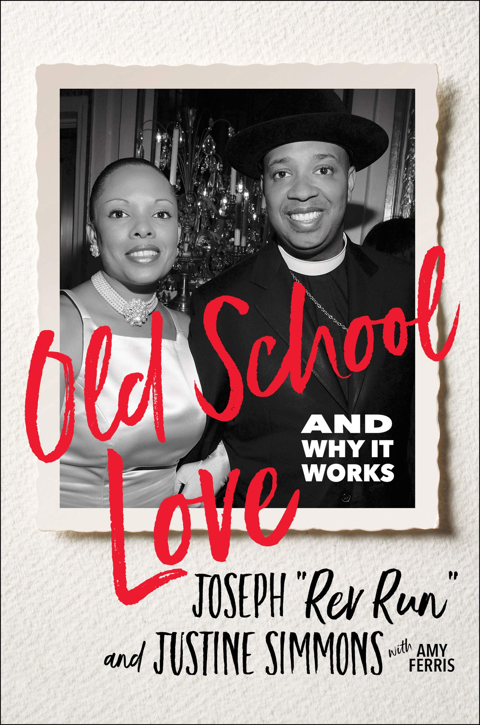 """Book Launch: Old School Love by Joseph """"Rev Run"""" Simmons and Justine Simmons"""