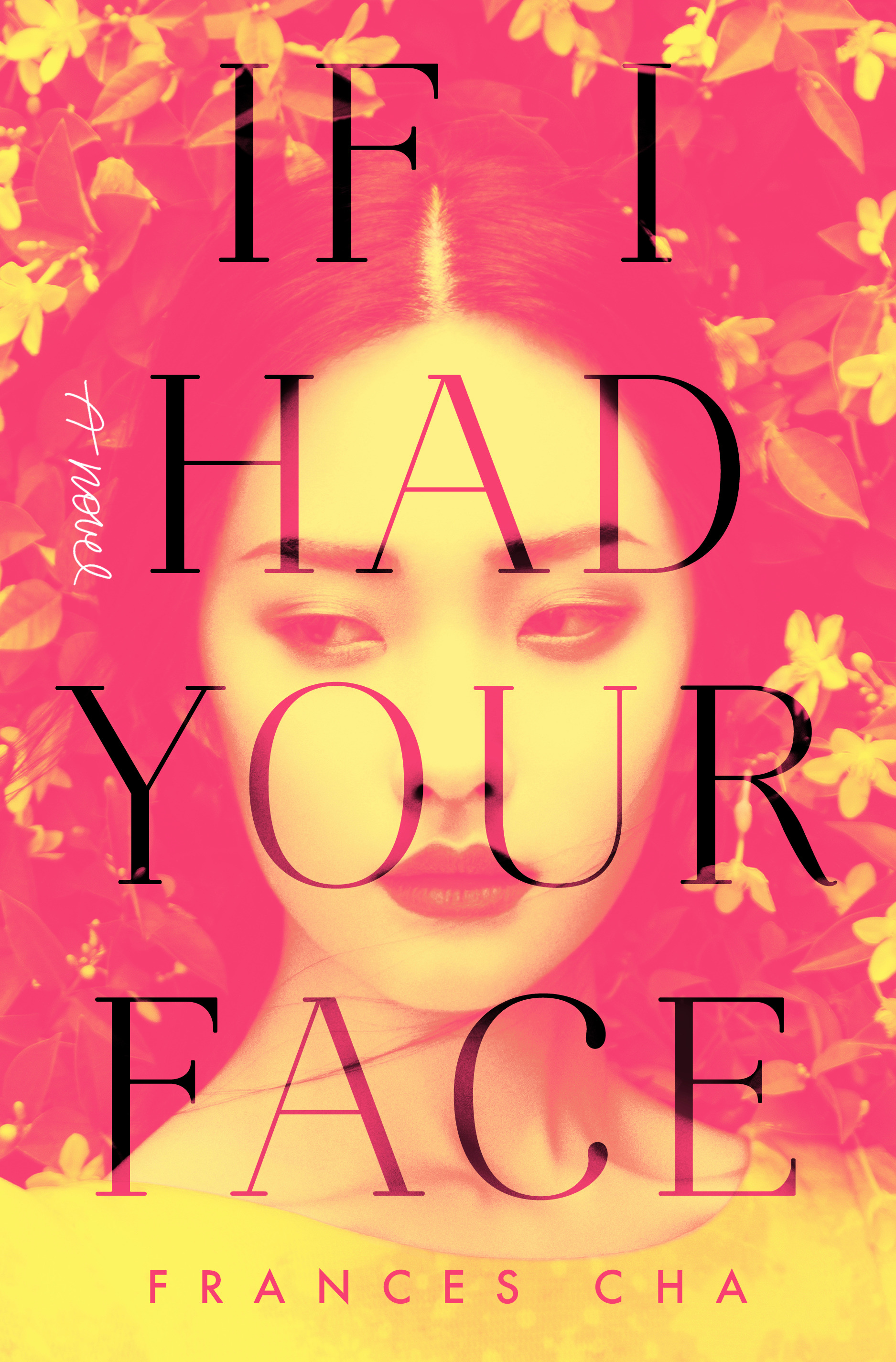 Book Launch: If I Had Your Face by Frances Cha  (POSTPONED)