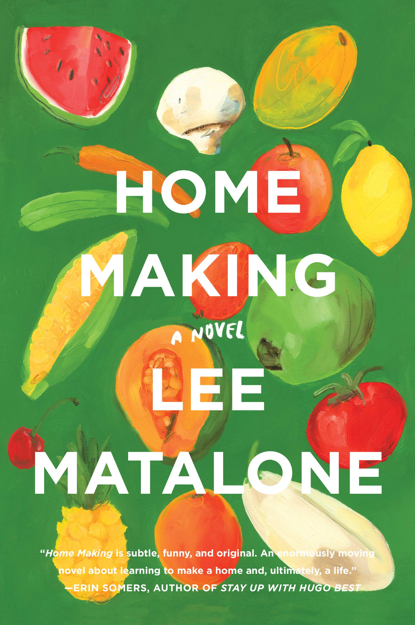 Book Launch: Home Making by Lee Matalone in conversation with Erin Somers