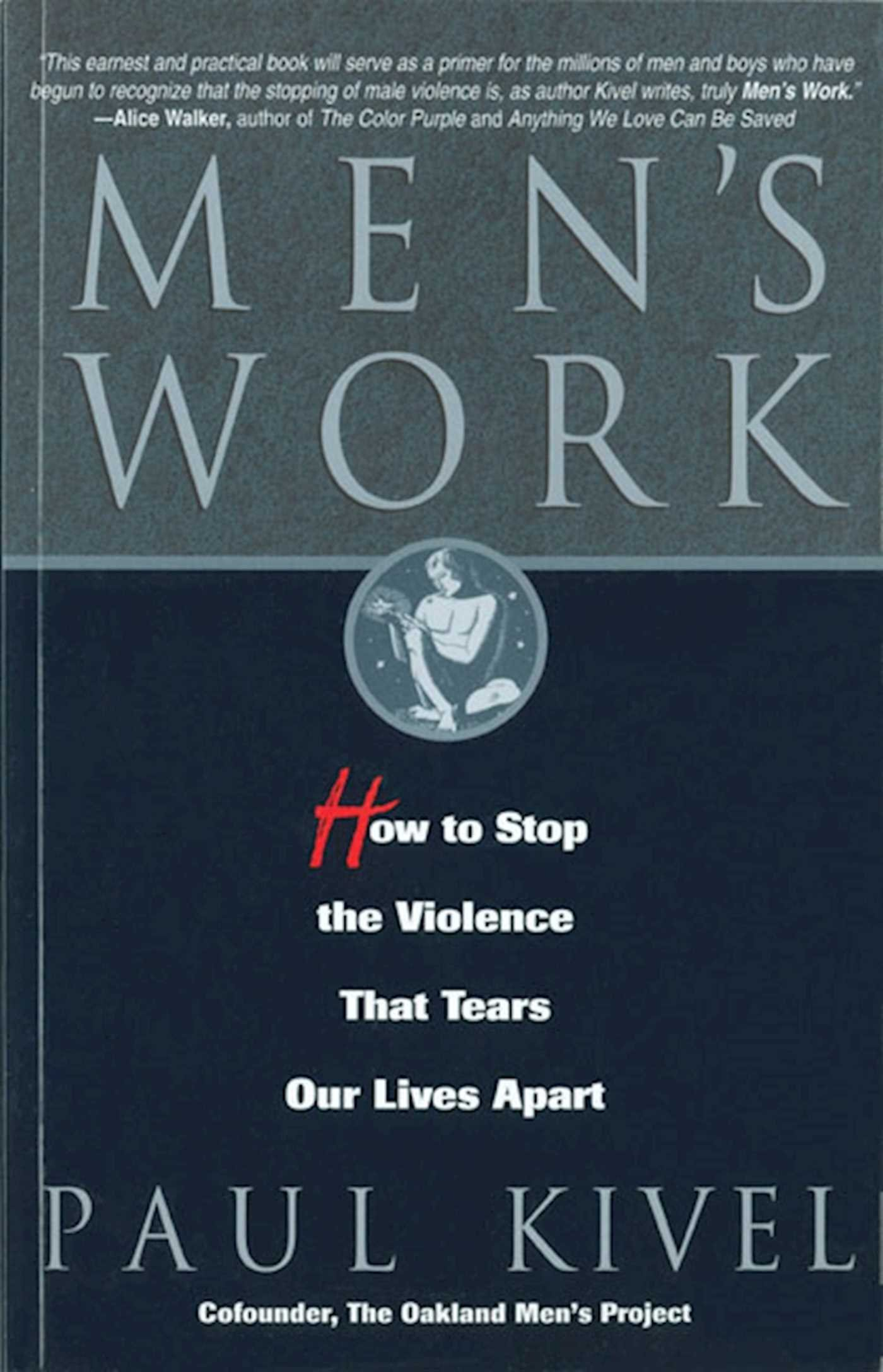 NYC Social Justice Book Club: Men's Work by Paul Kivel