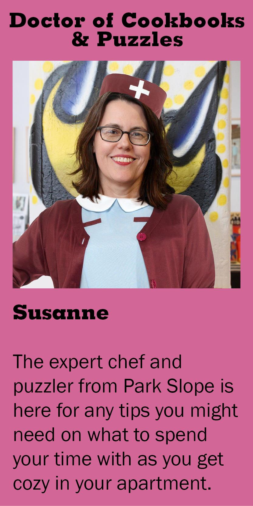 Dr Susanne