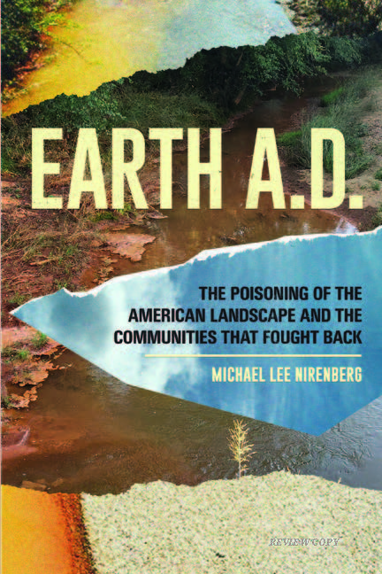 Virtual Book Launch: Earth A.D. by Michael Lee Nirenberg