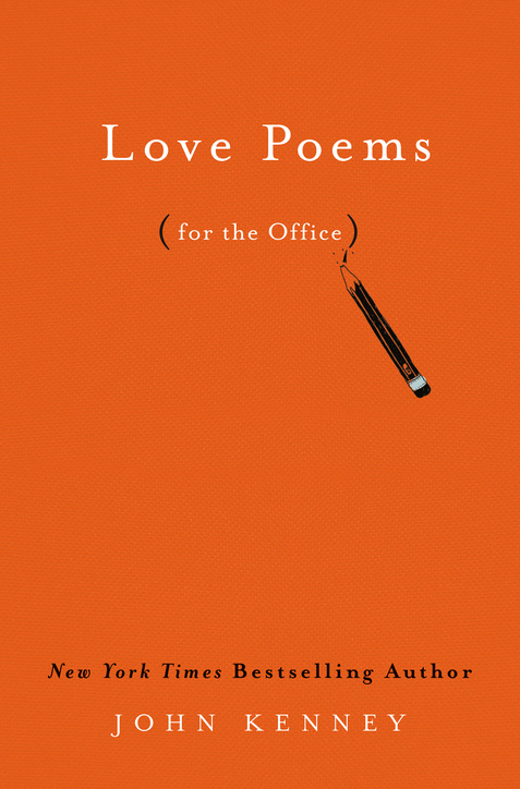 Virtual Book Launch: Love Poems for the Office by John Kenney in conversation with Charlie McKittrick