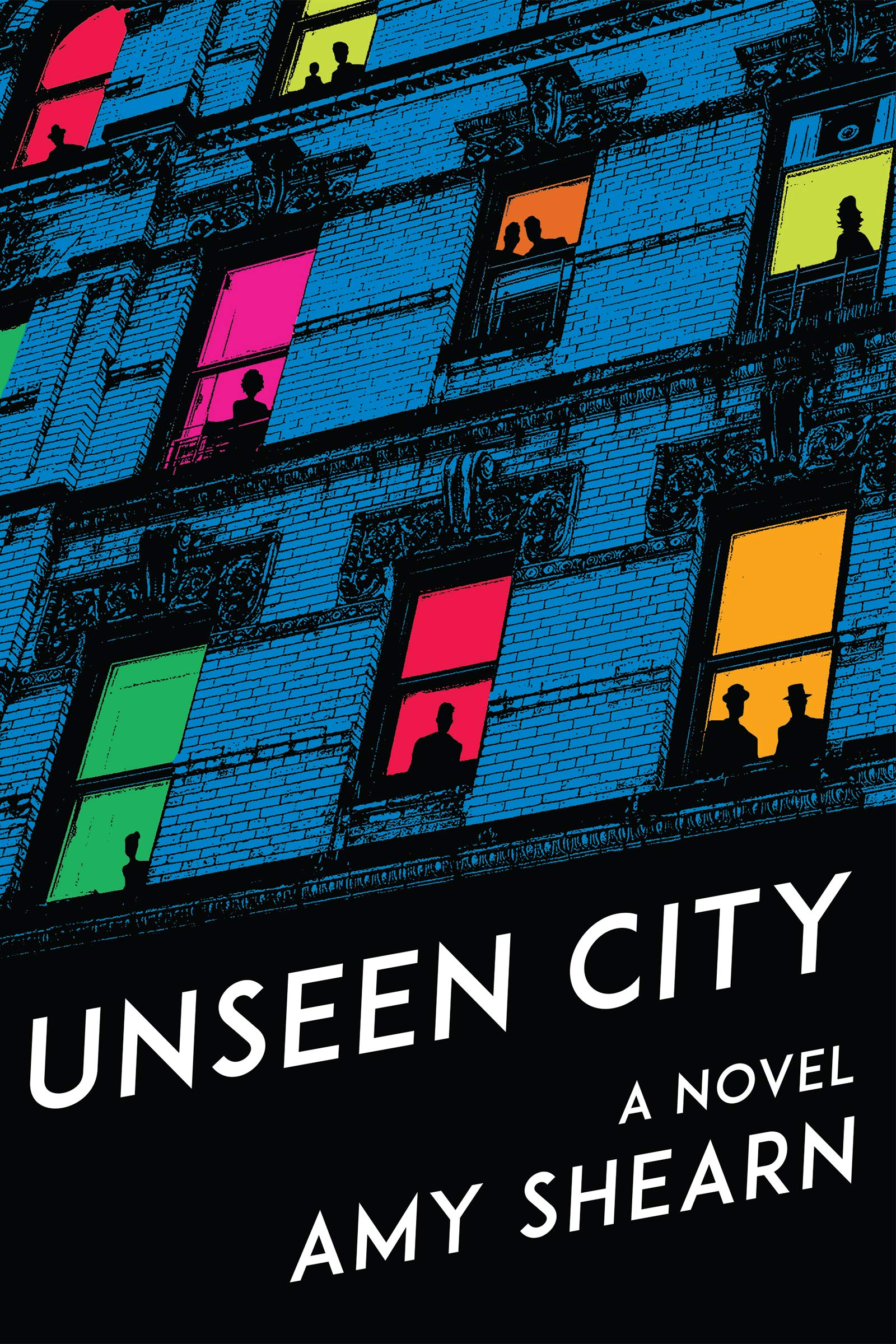 Virtual Book Launch: Unseen City by Amy Shearn