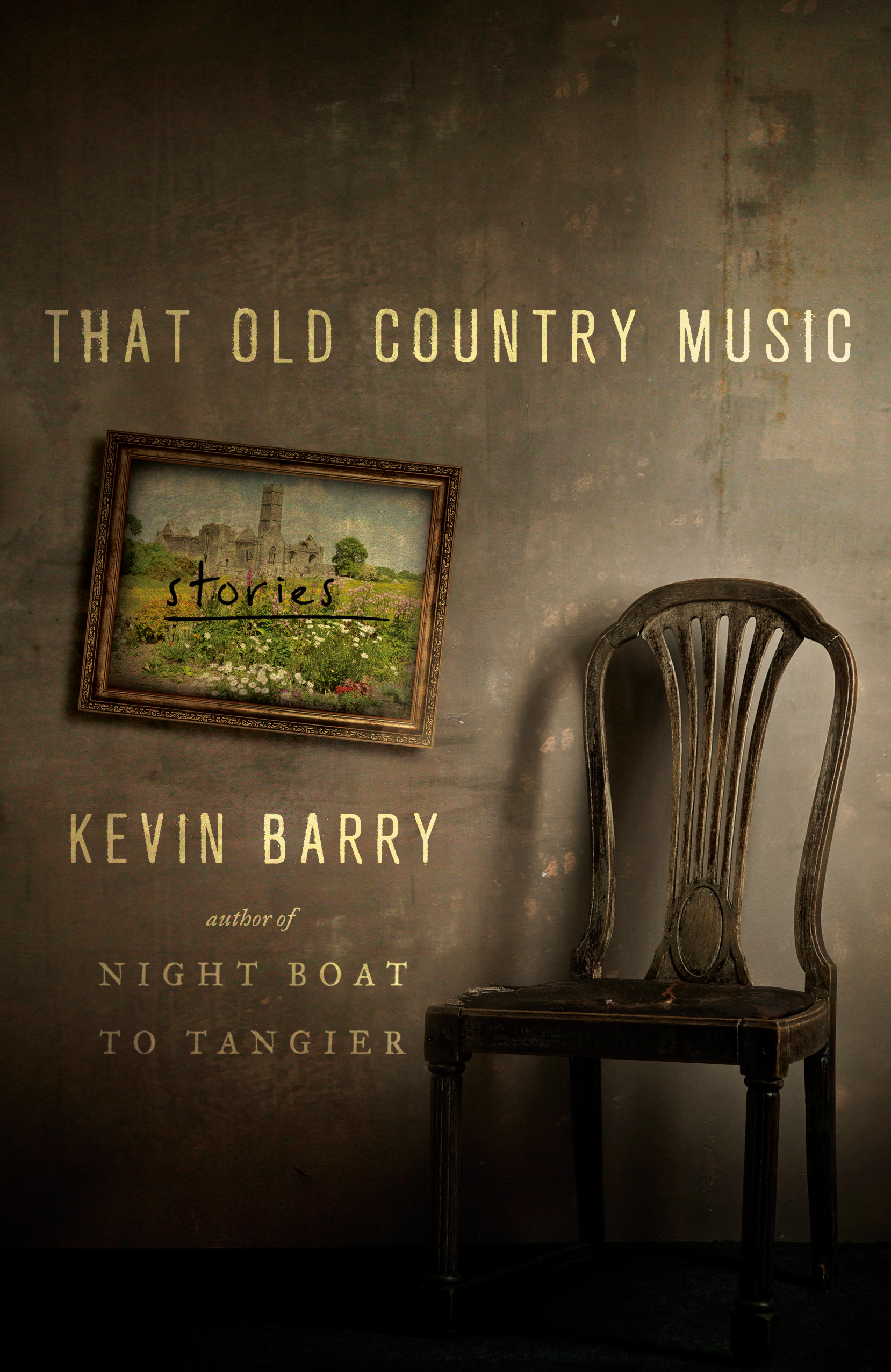 Virtual Book Launch: That Old Country Music by Kevin Barry