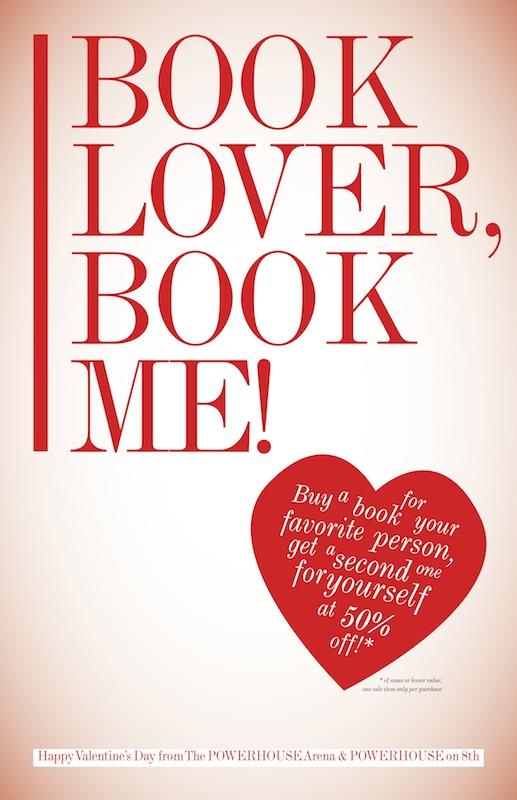 Book Lover, Book Me!