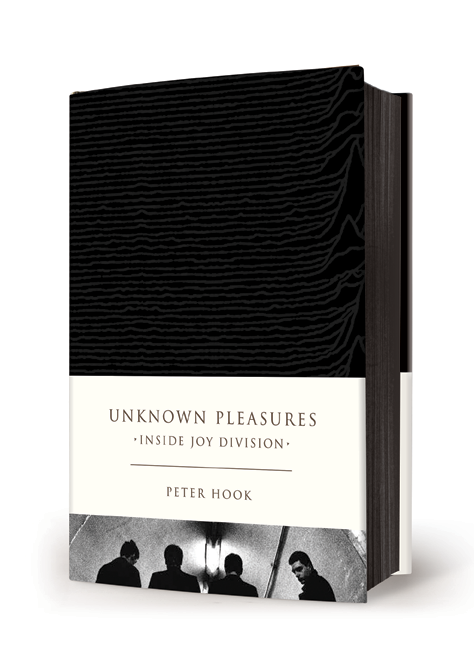 Book Launch: Unknown Pleasures by Peter Hook