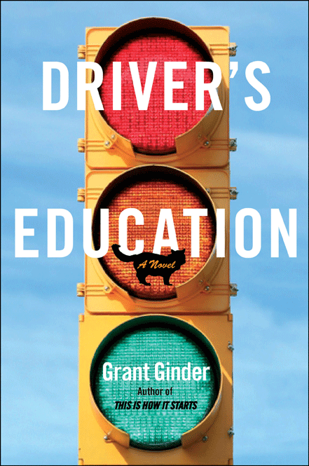 Book Launch: Driver's Education by Grant Ginder