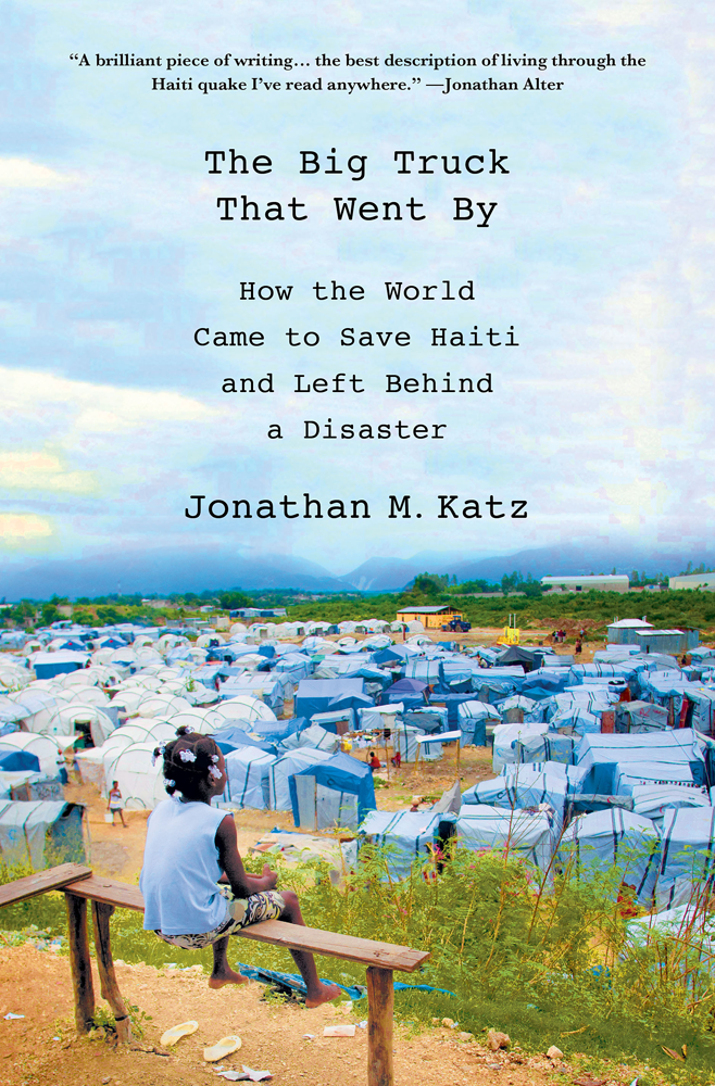 Book Launch: The Big Truck That Went By by Jonathan M. Katz