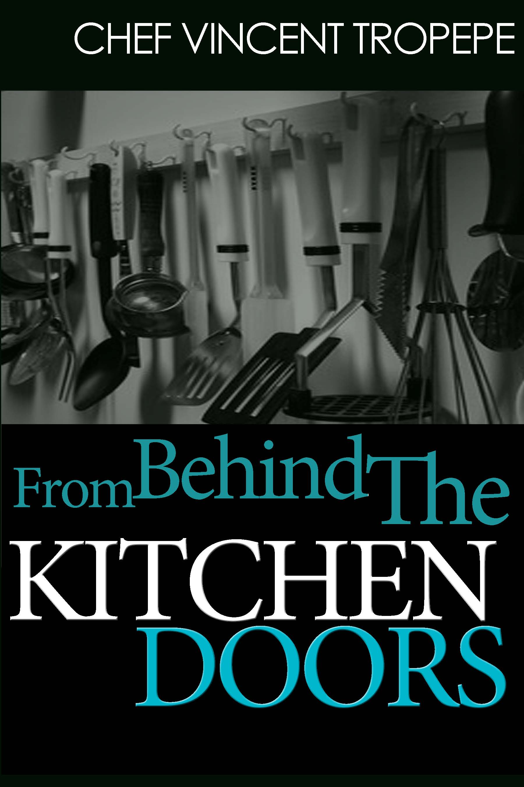 Book Launch & Biscotti Tasting: From Behind the Kitchen Doors by Vincent Tropepe